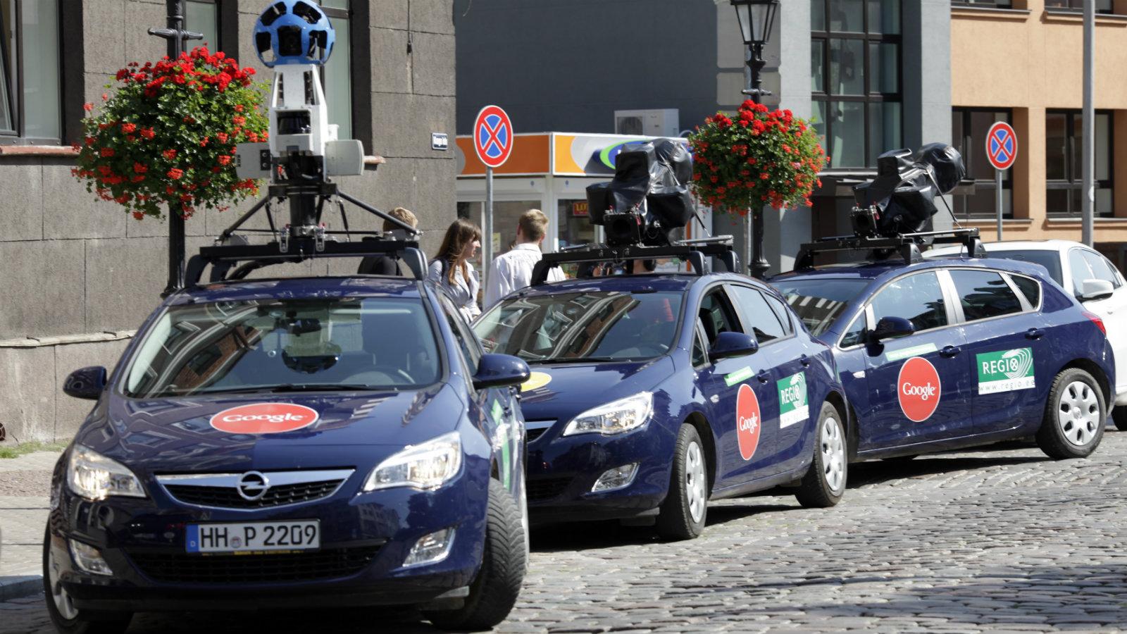 Google-street view