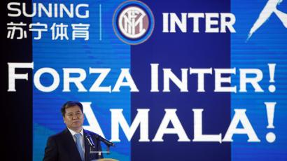 98e22688f A Chinese retail giant just bought Italy s Inter Milan soccer club for  300  million