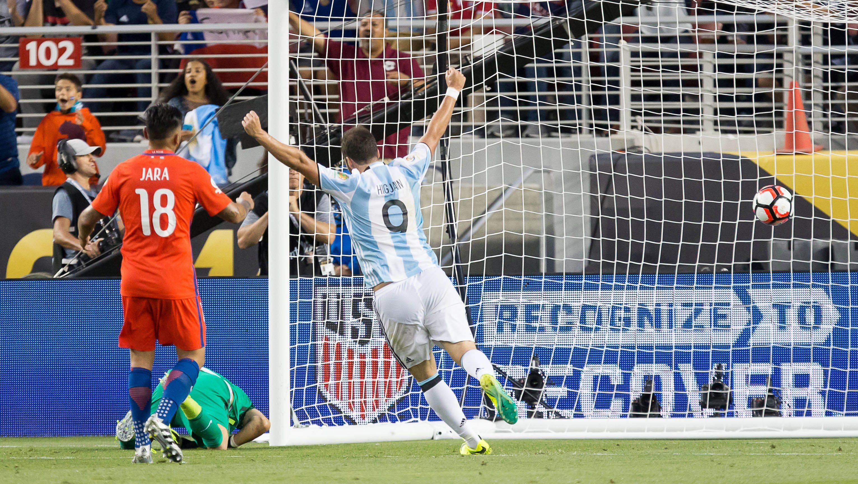 2016 Copa America Centenario Argentina Chile