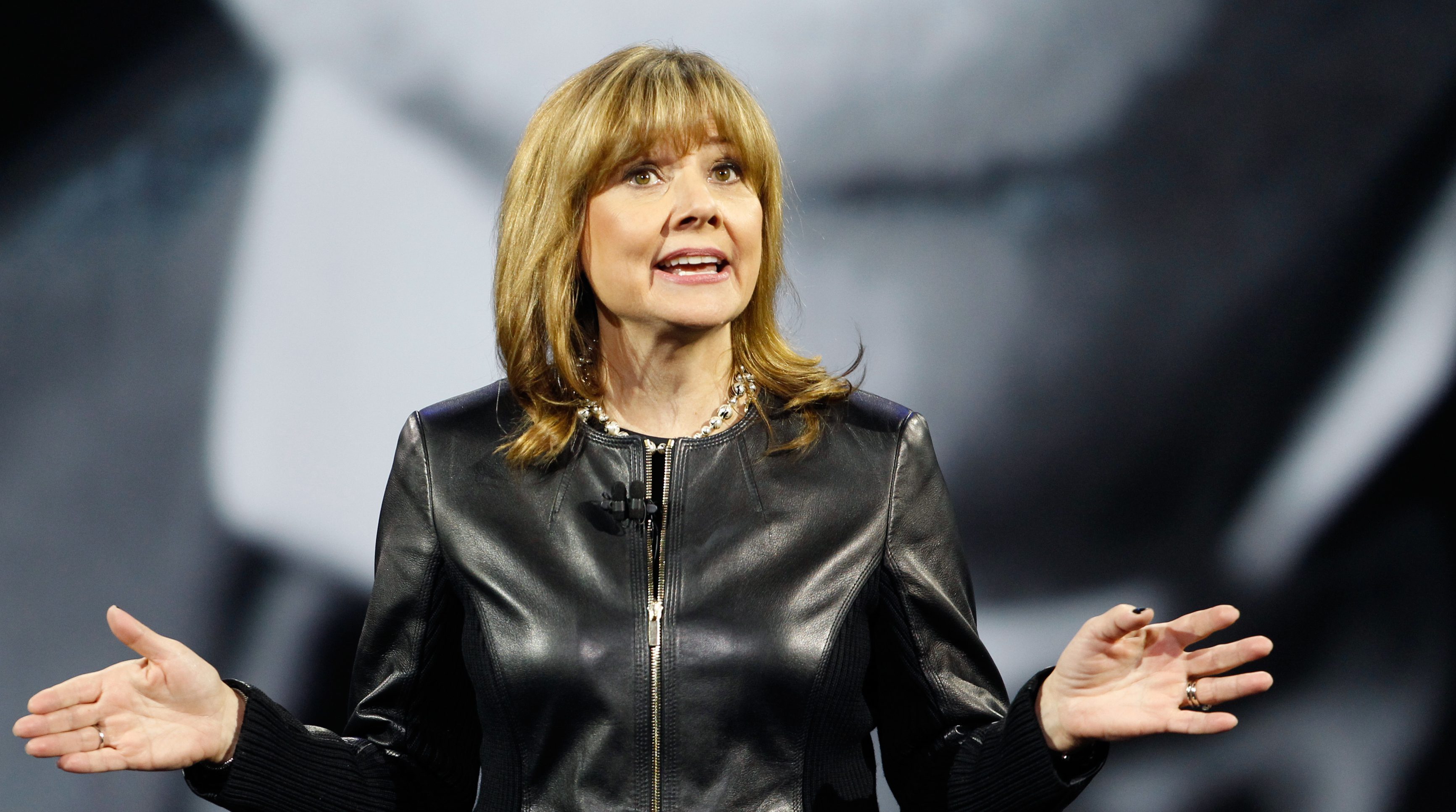 GM CEO Mary Barra says GM's dress code is only two words
