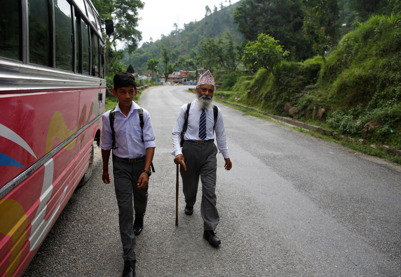 Nepal-Education-School