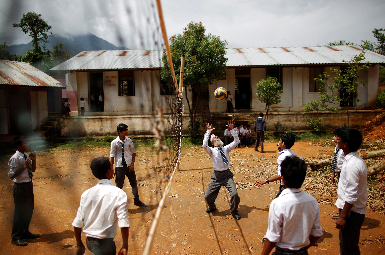 india-nepal-school-oldest