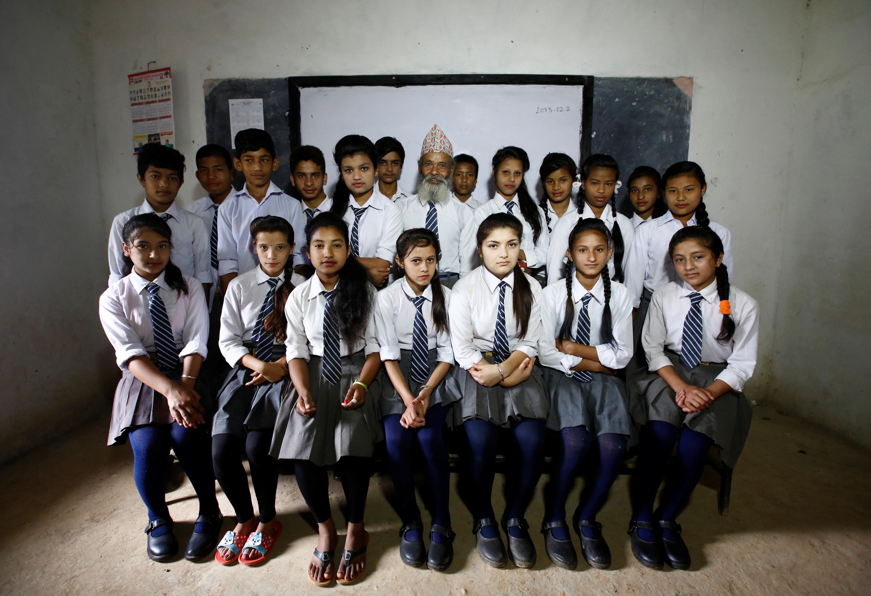 nepal-student-oldest-school