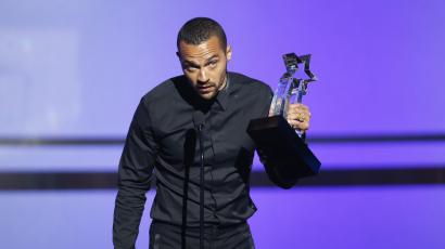 Jesse Williams at the 2016 BET Awards