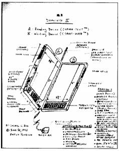 Thomas Ross Patent