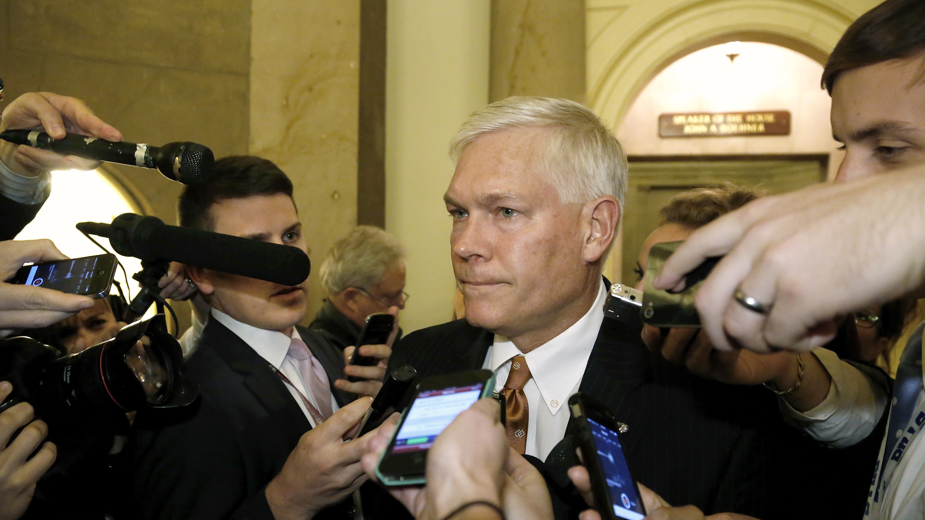 """Pete Sessions, a Republican from Texas, denied that Pulse was a gay nightclub. """"It was mostly Latinos."""""""