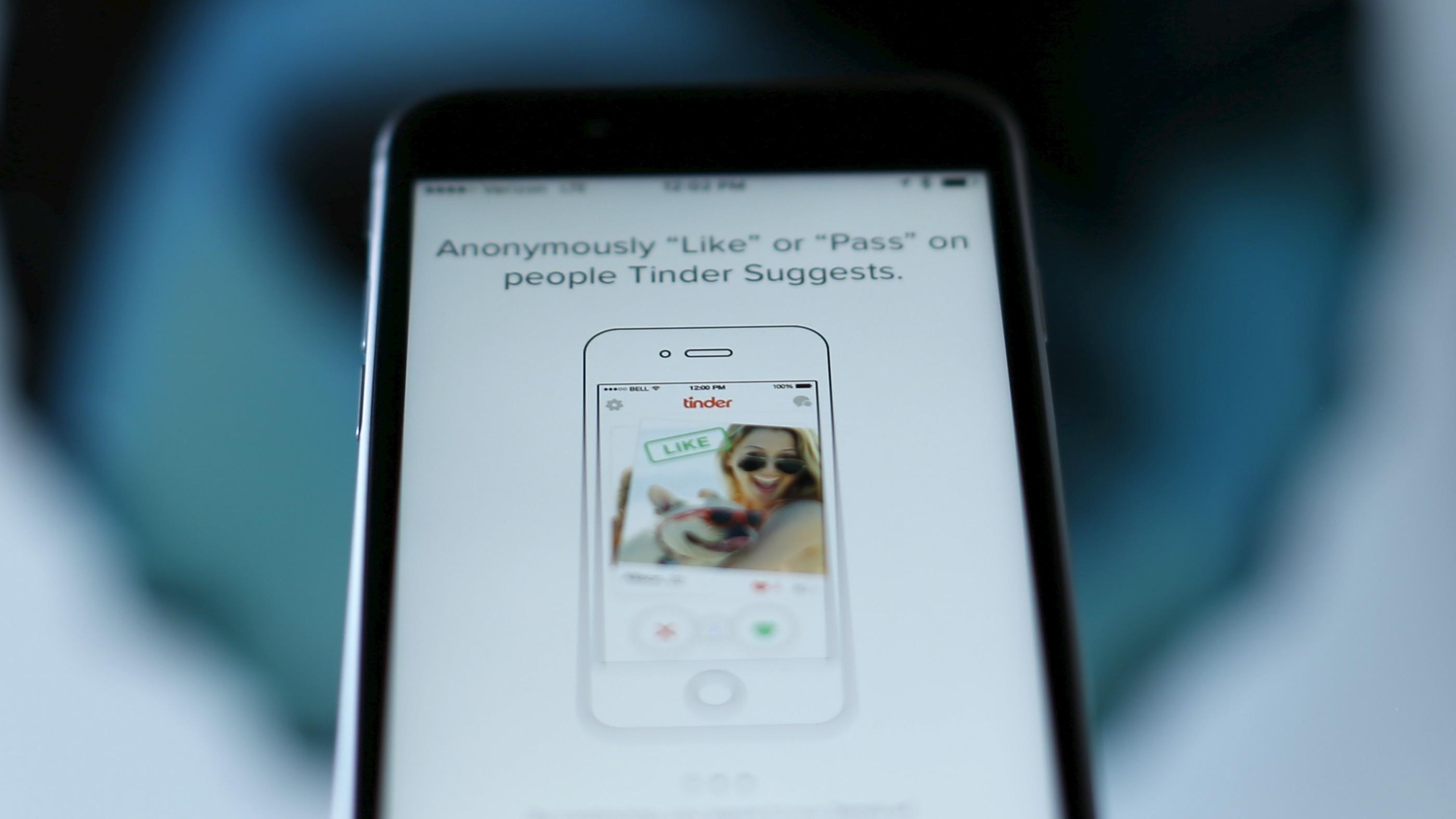 everywhere for tinder app