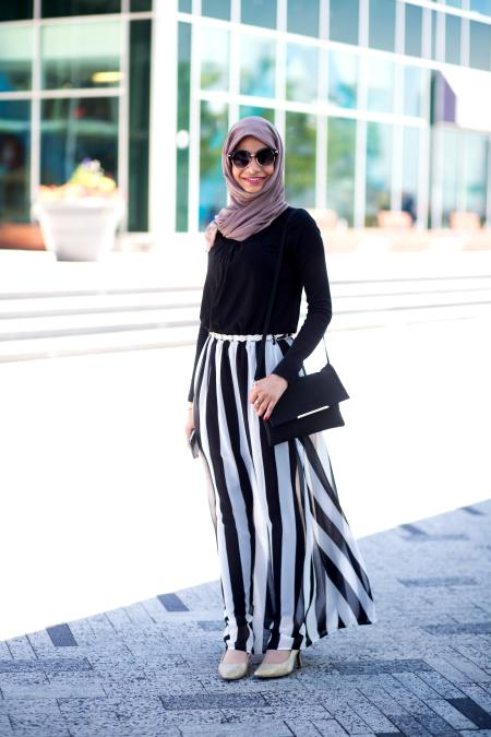Eid fashion: Photos of exuberant Muslim styles at one of Islam's