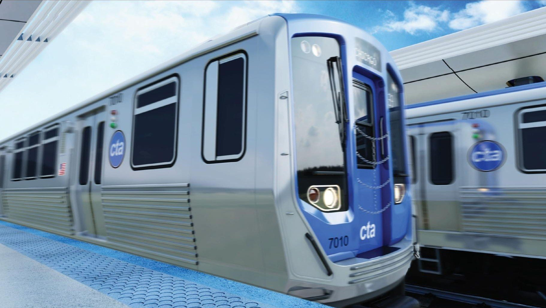 The Chinese Company Making Boston And Chicago S New Subway