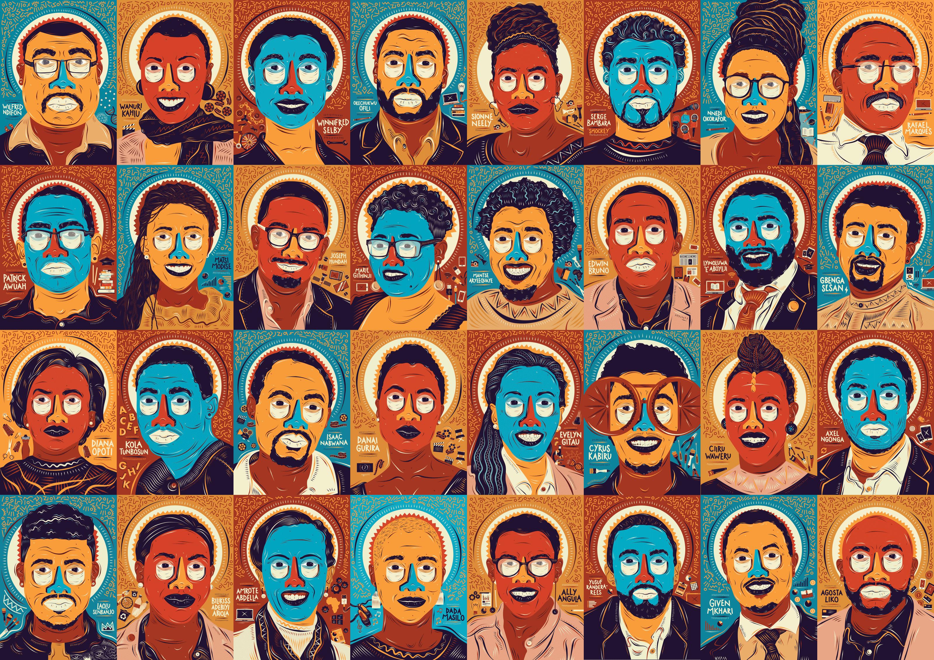Africa Innovators 2016 (Karabo Moletsane for Quartz)