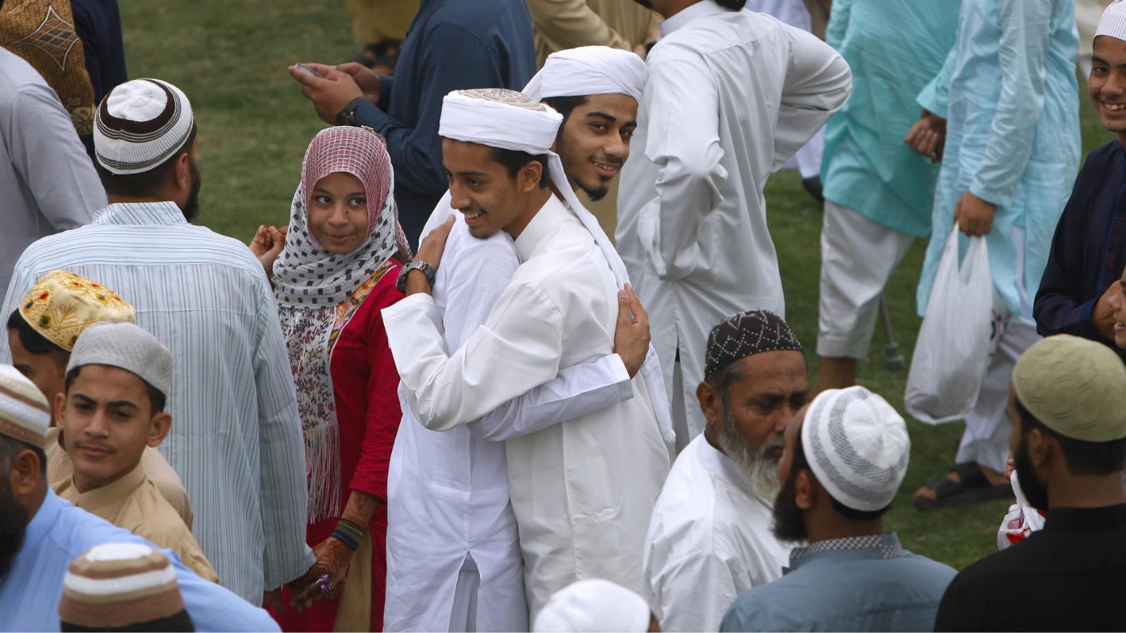 India-Pakistan-Eid-al Fitr-Bangladesh-Muslims-Eid
