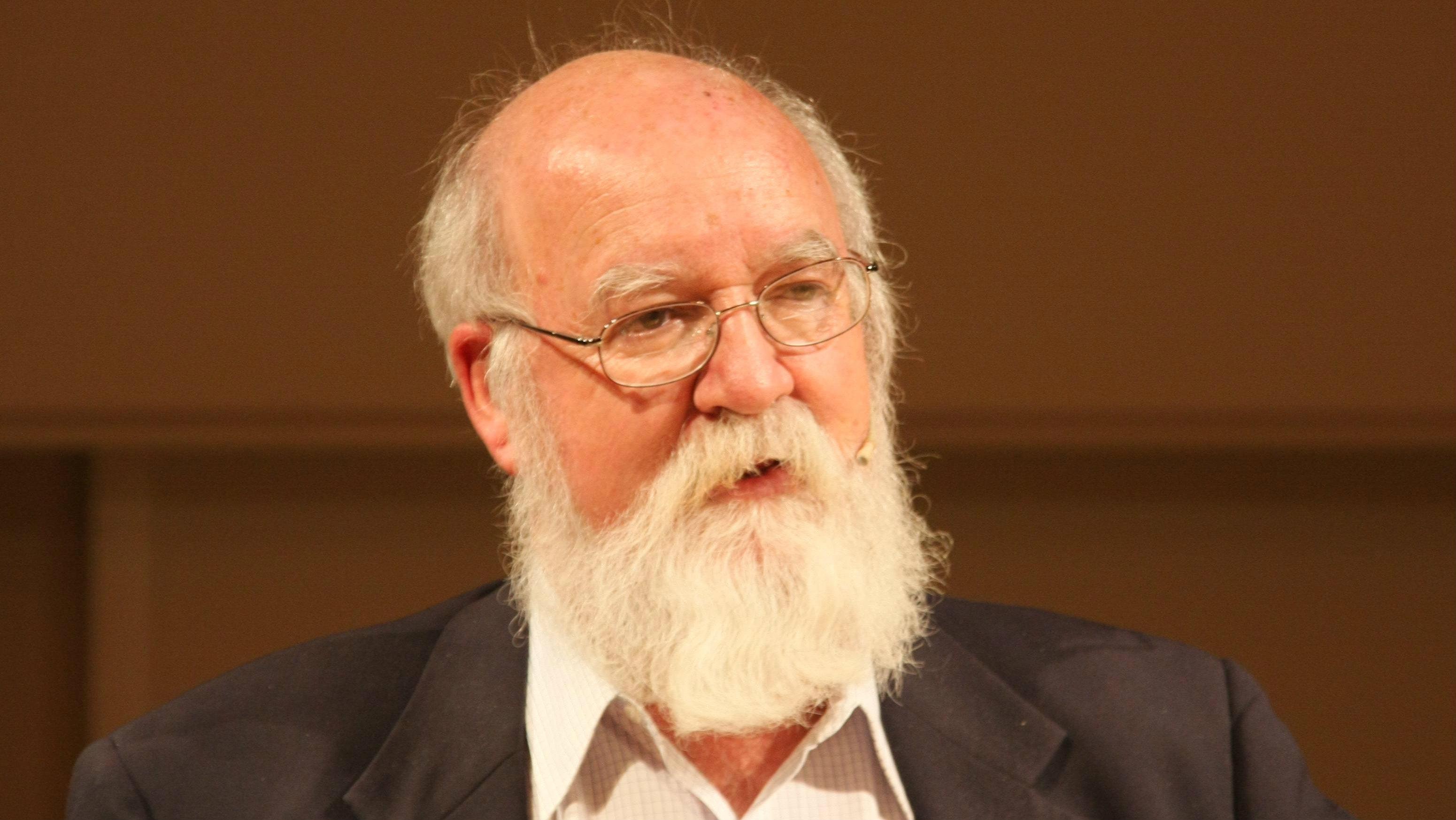 Daniel Dennett at the 17. Göttinger Literaturherbst, October 19th, 2008, in Göttingen, Germany.