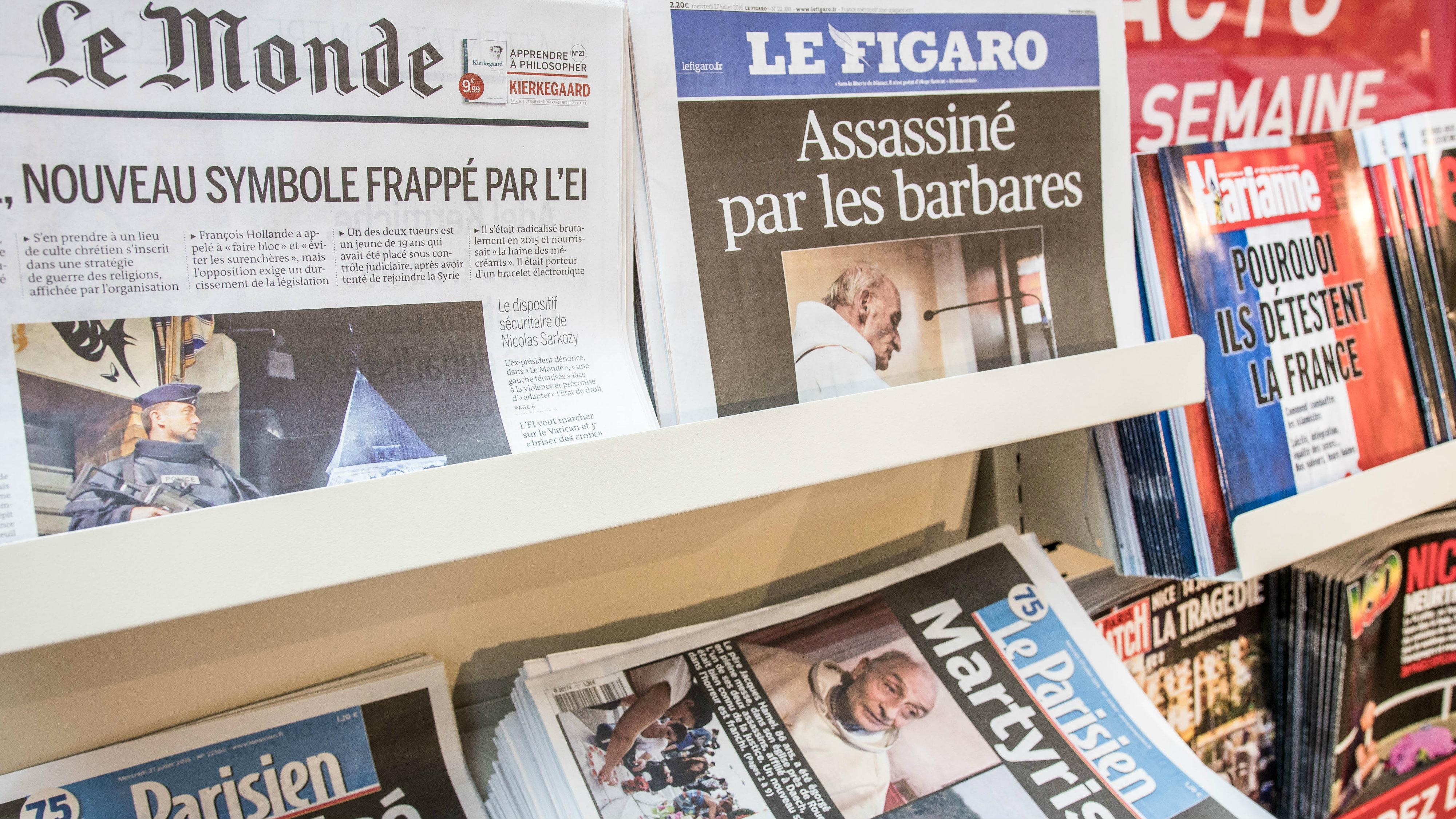 Magazine Apprendre La Photo french media including le monde are no longer publishing