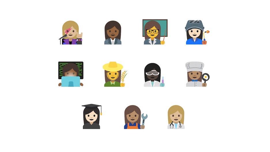 Gender Neutral Emoji