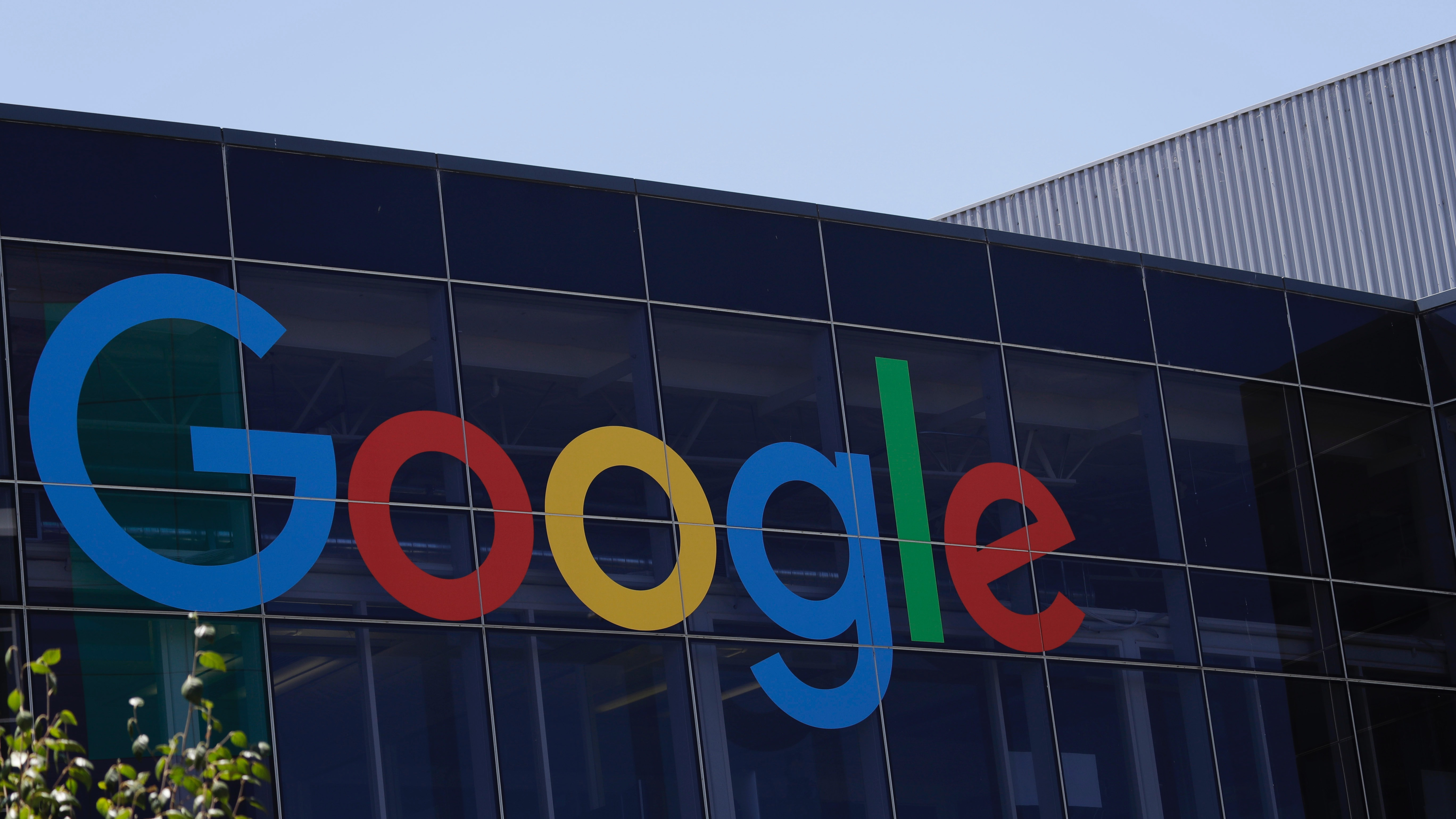 The Google logo is seen at the company's headquarters Tuesday, July 19, 2016, in Mountain View, Calif. (AP Photo/Marcio Jose Sanchez)