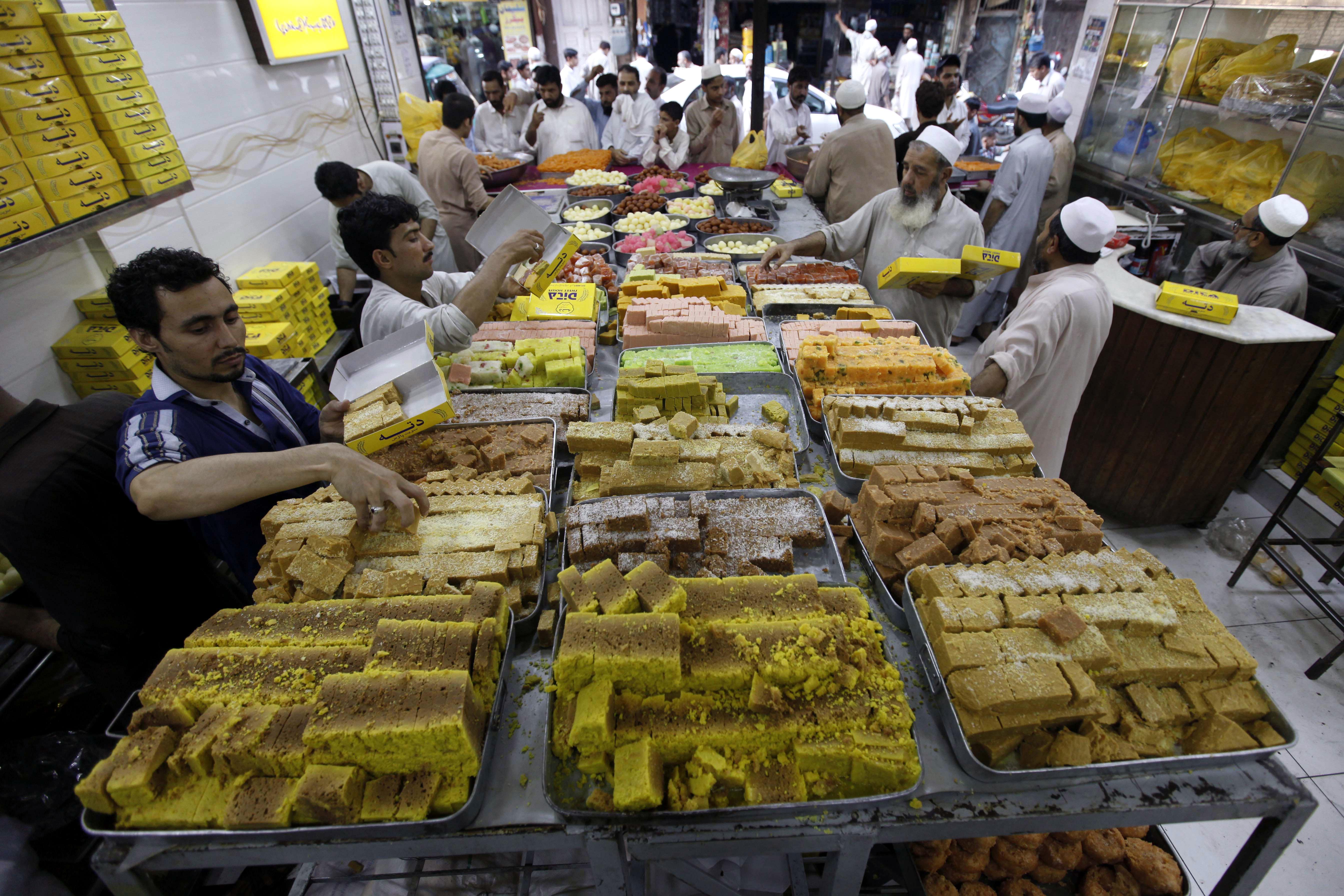 Pakistan-sweets-Ramadan