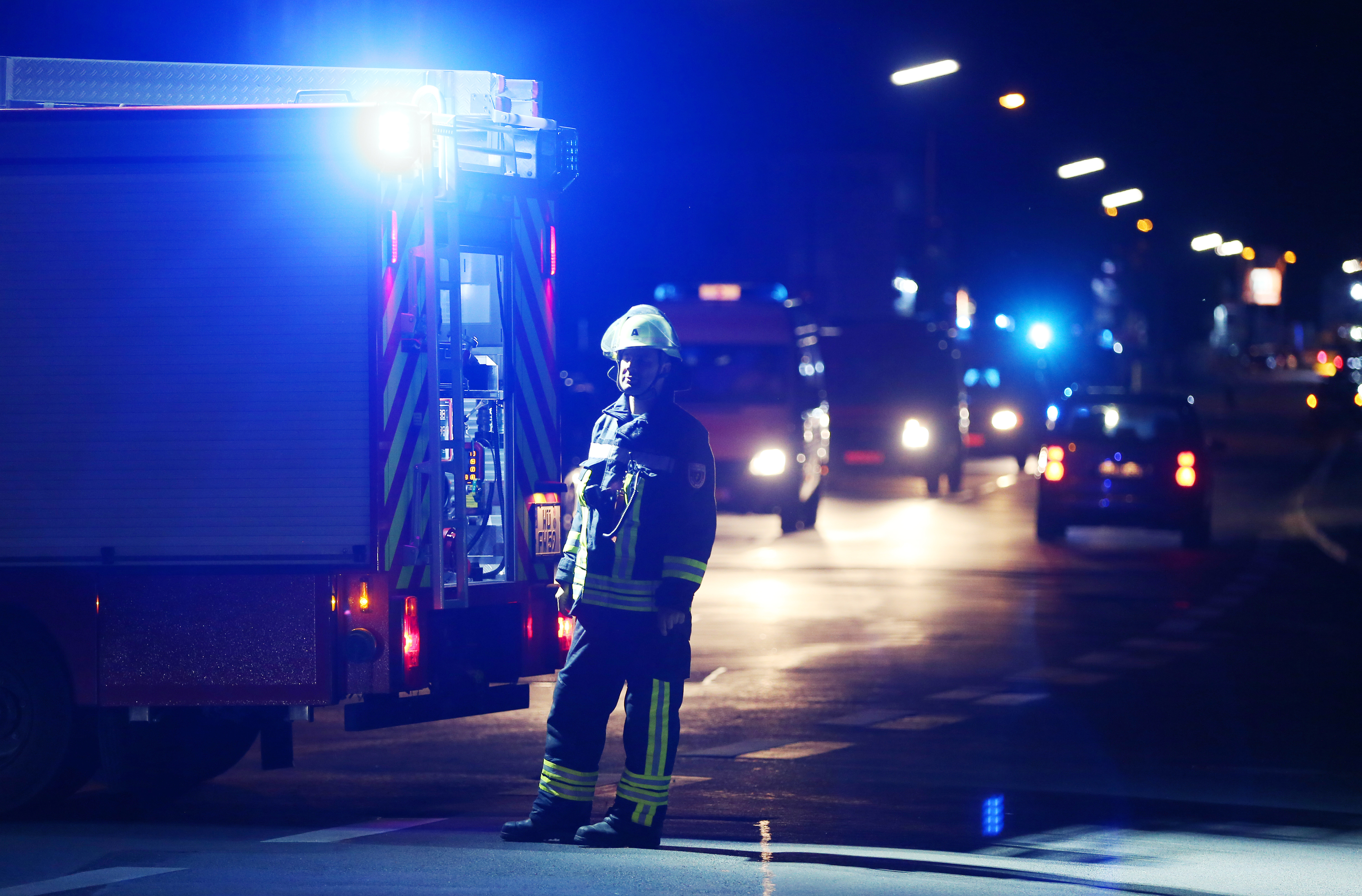 Alleged axe attack on train in northern Bavaria