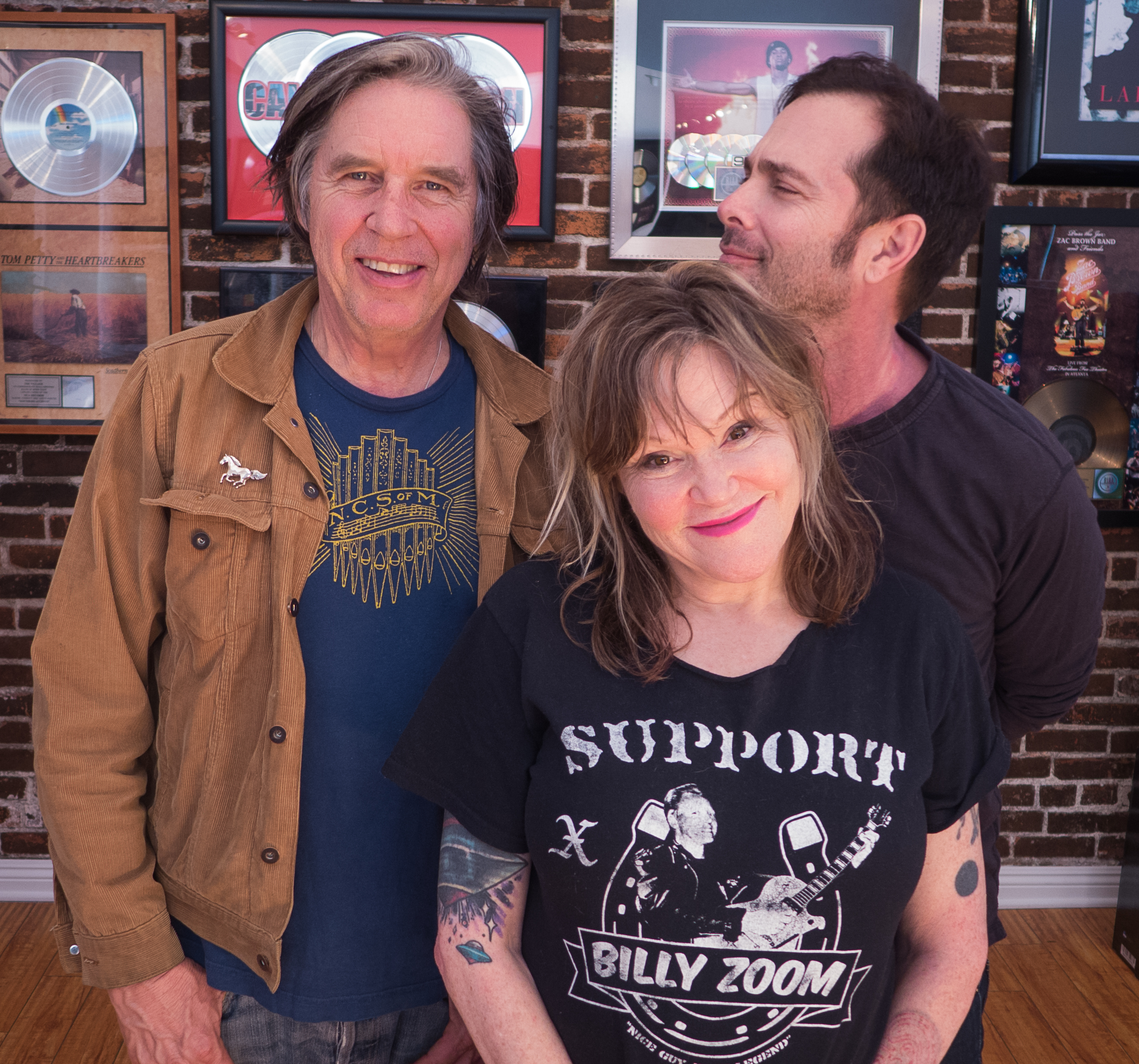 John Doe Exene Tom