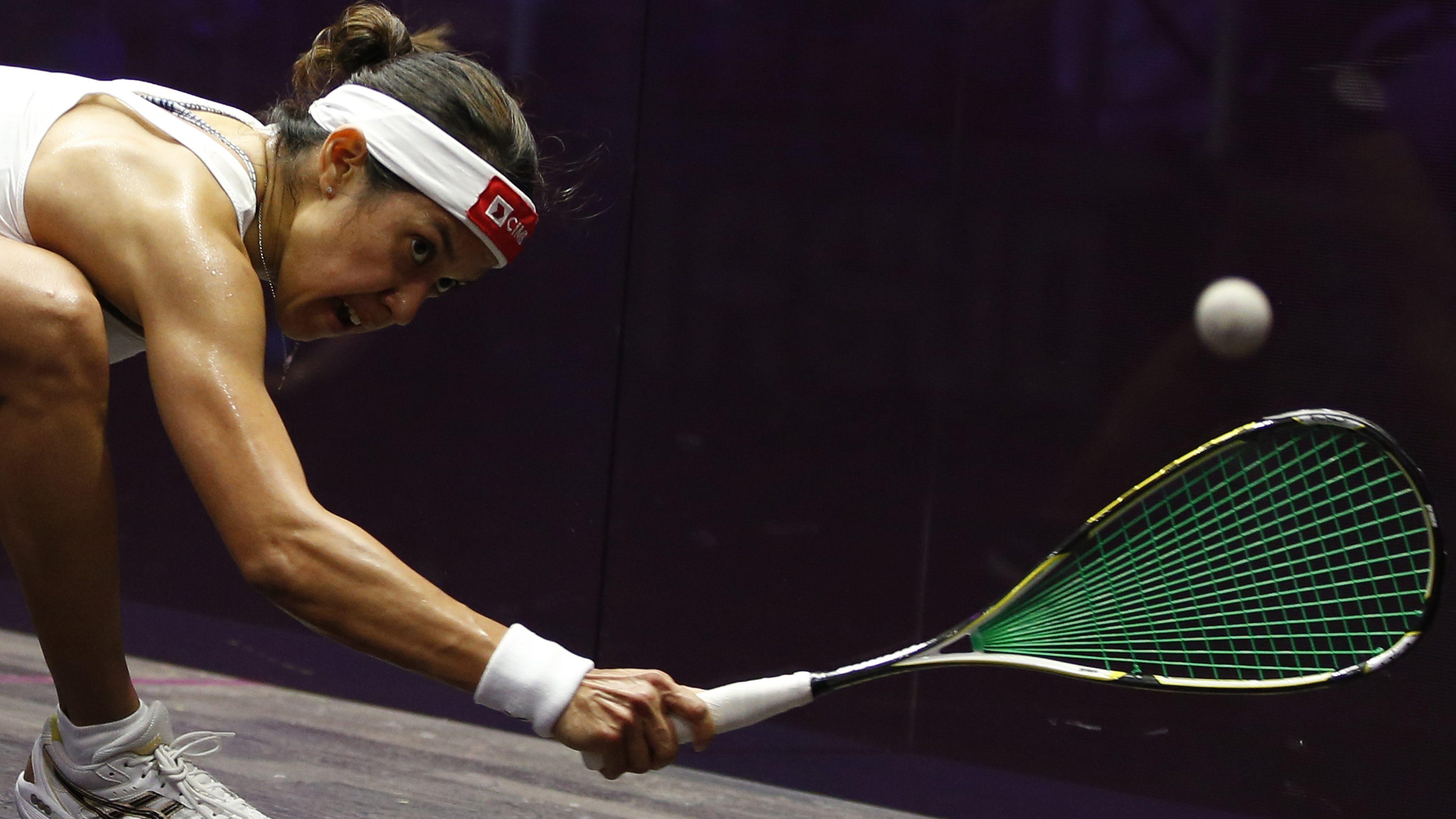 Squash PSA World Series Finals in Dubai