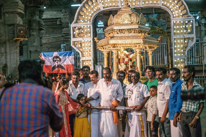 India-Rajinikanth-Kabali-chariot