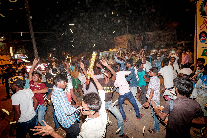India-Rajinikanth-Kabali-Dance