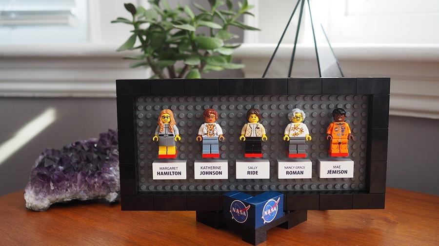 Lego 'Women of NASA'
