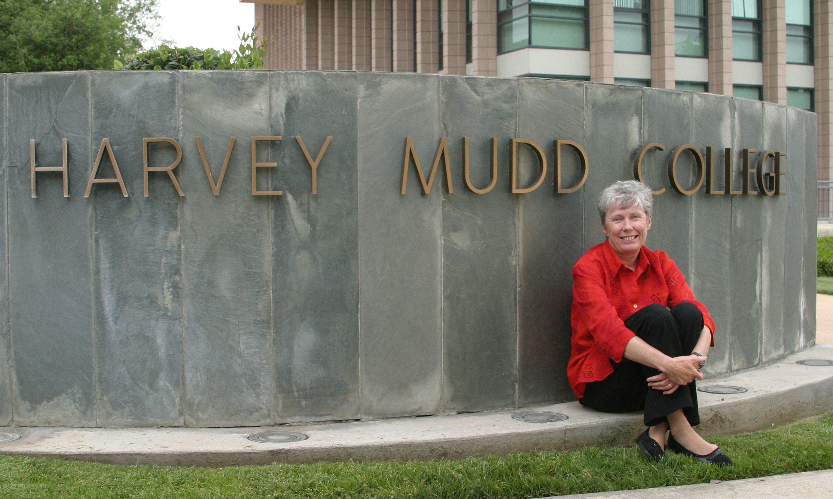 Maria Klawe is president of Harvey Mudd College