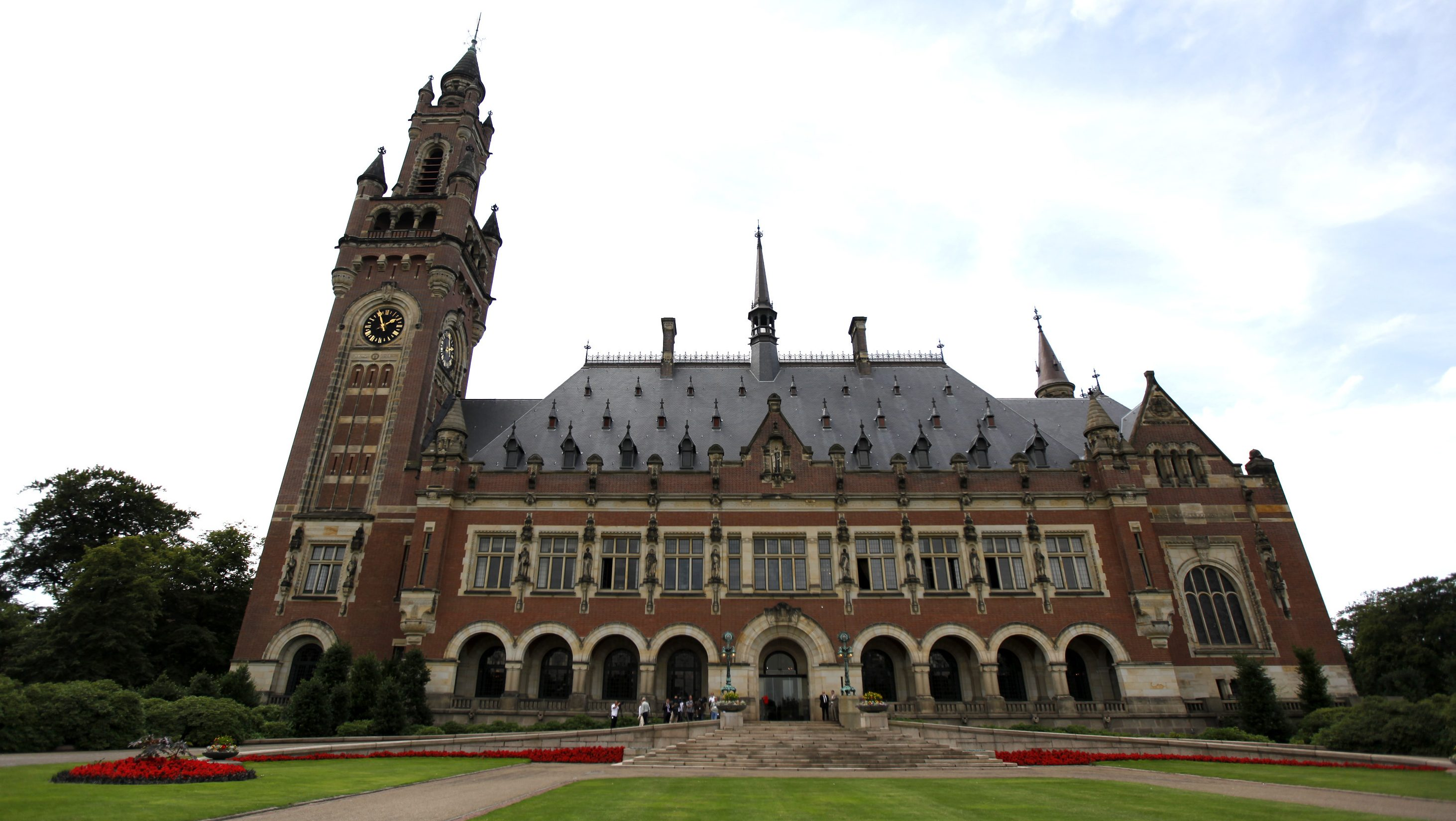 The Peace Palace, which houses The International Court of Justice, is seen before the World Court's ruling on Kosovo's unilateral secession from Serbia, in The Hague