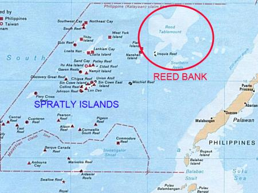 Reed Bank.