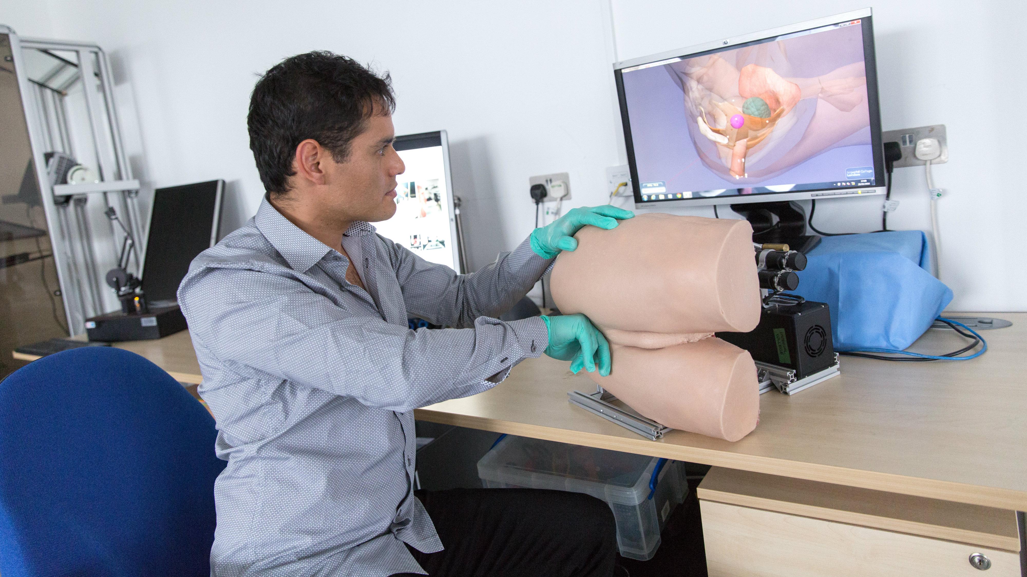 Diagnosticare il cancro alla prostata è difficile, ma questo robotico-4784