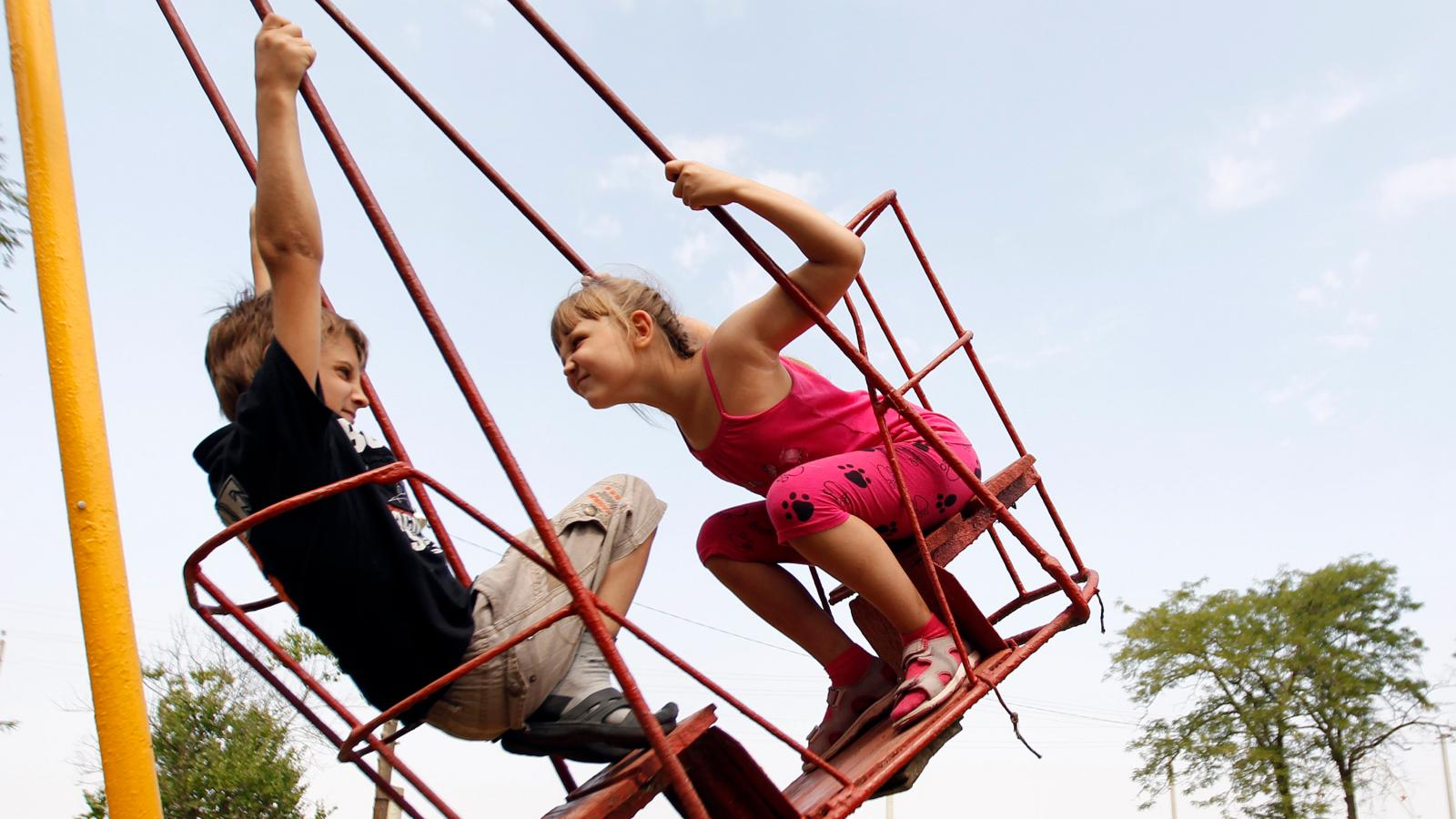 The Adaptive Mind Children Raised In >> Children Need Some Stress In Their Lives The New Science Of