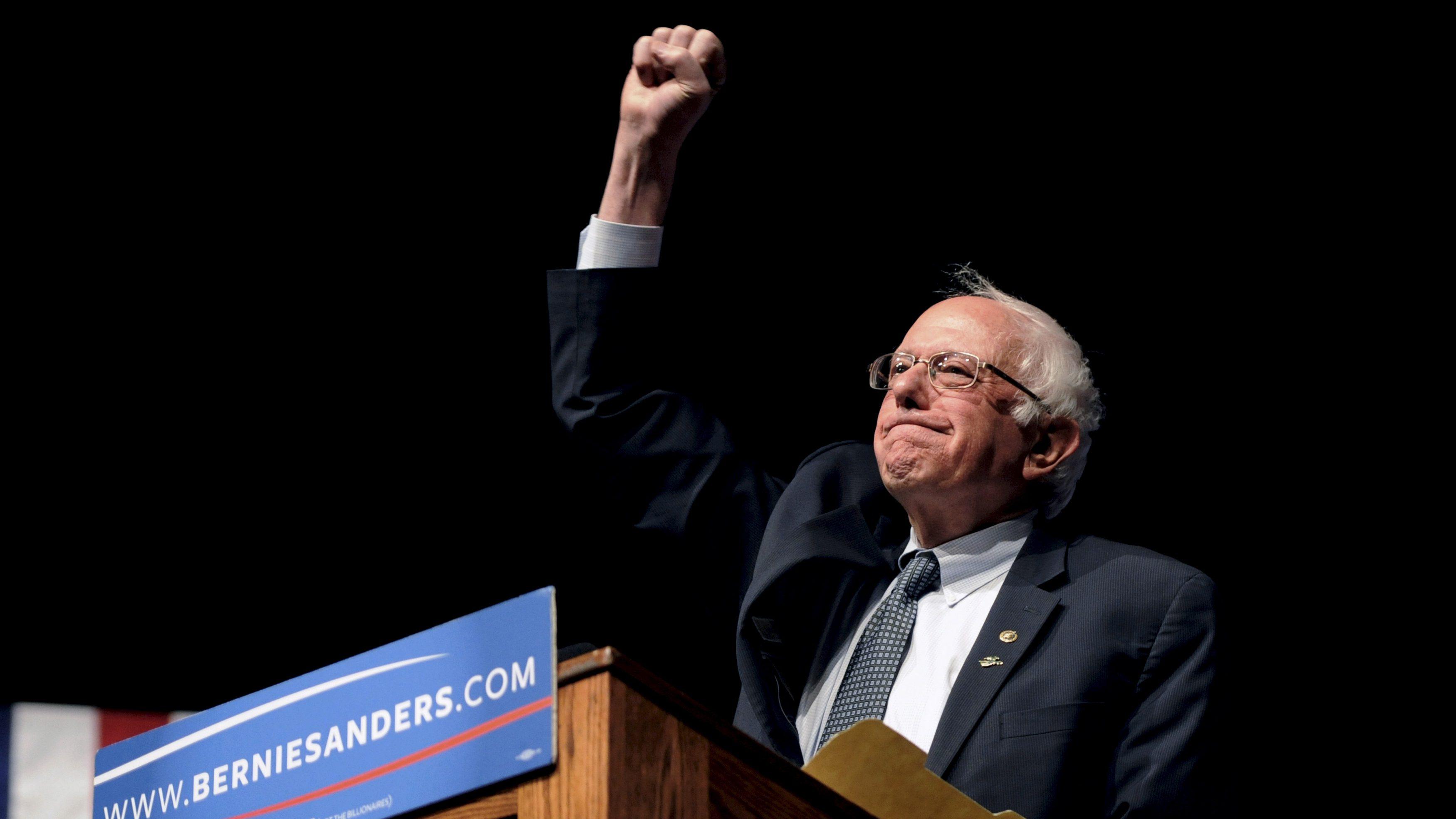 Vermont Rep. Bernie Sanders