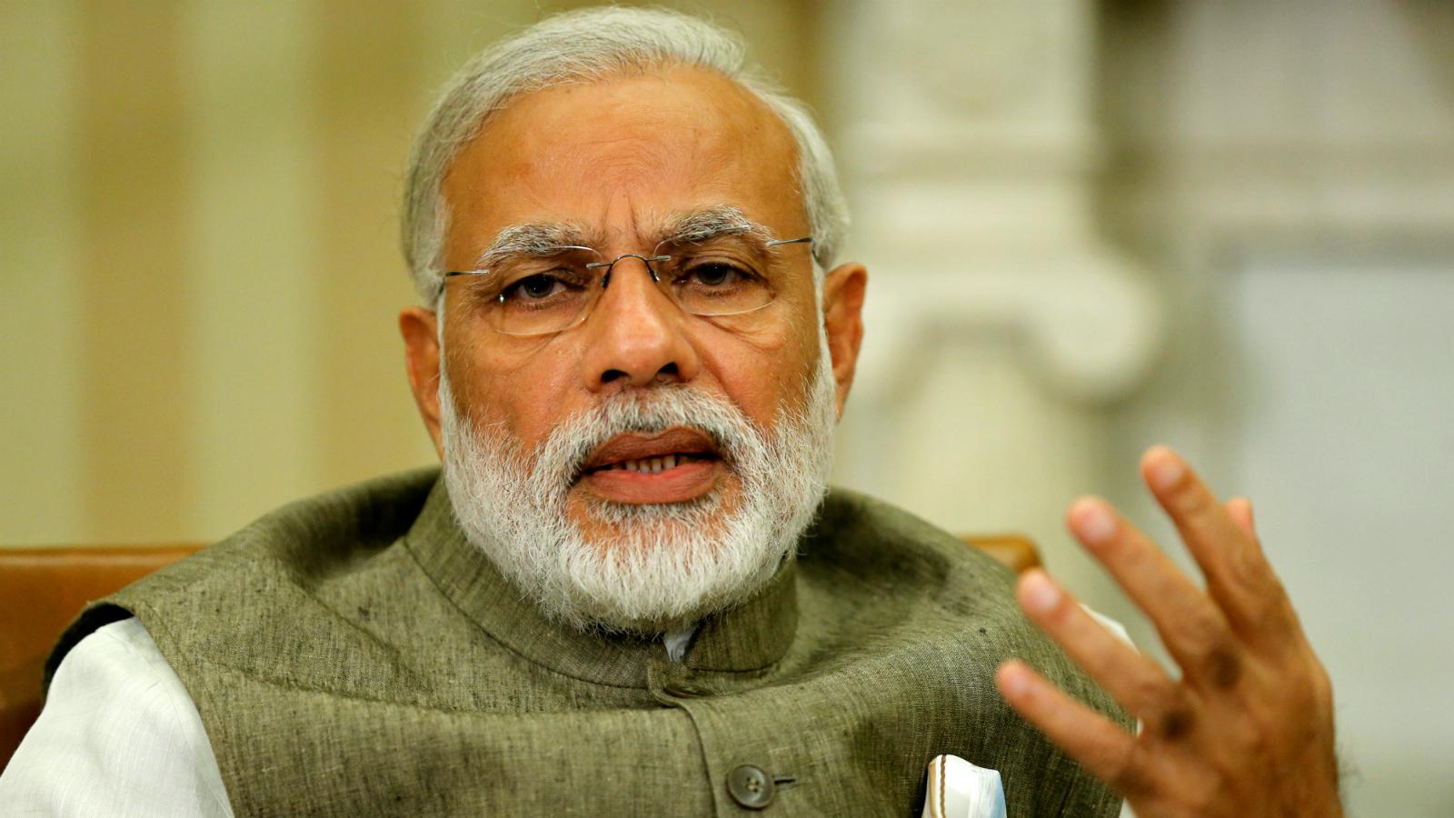 Modi-Interview-Cabinet reshuffle