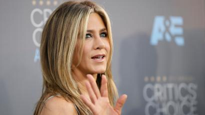 "Jennifer Aniston is absolutely right: ""We don't need to be"