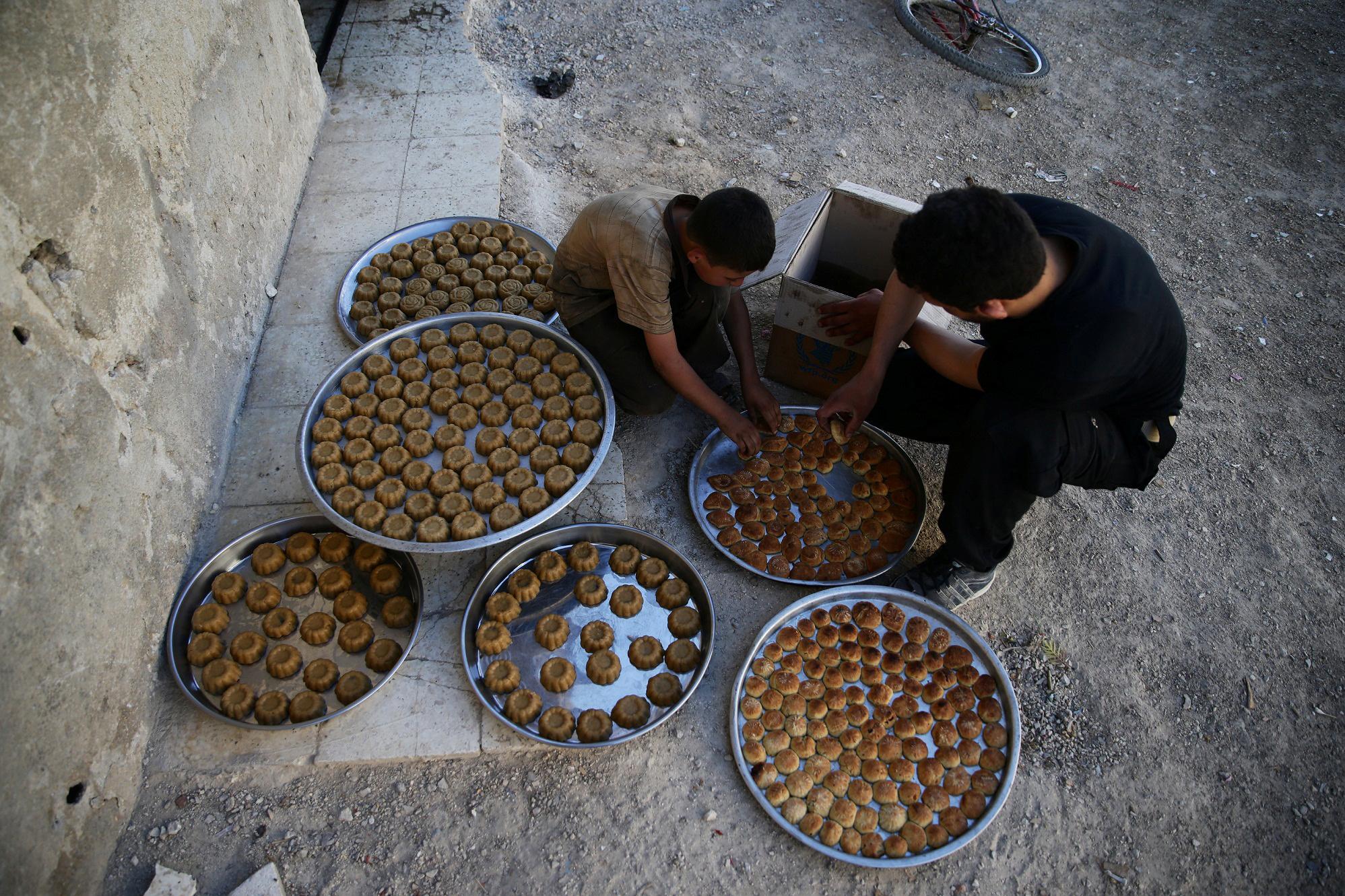 Syria-RamadanEid