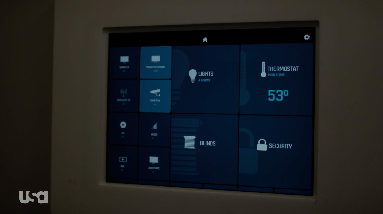 mr robot smart home hack