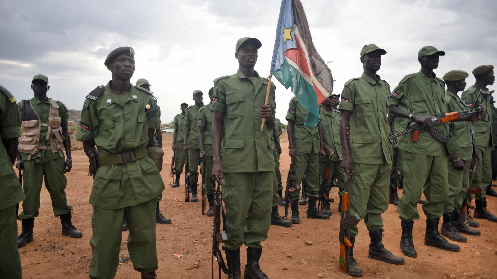 As fighting breaks out in Juba, South Sudan risks a return to ...