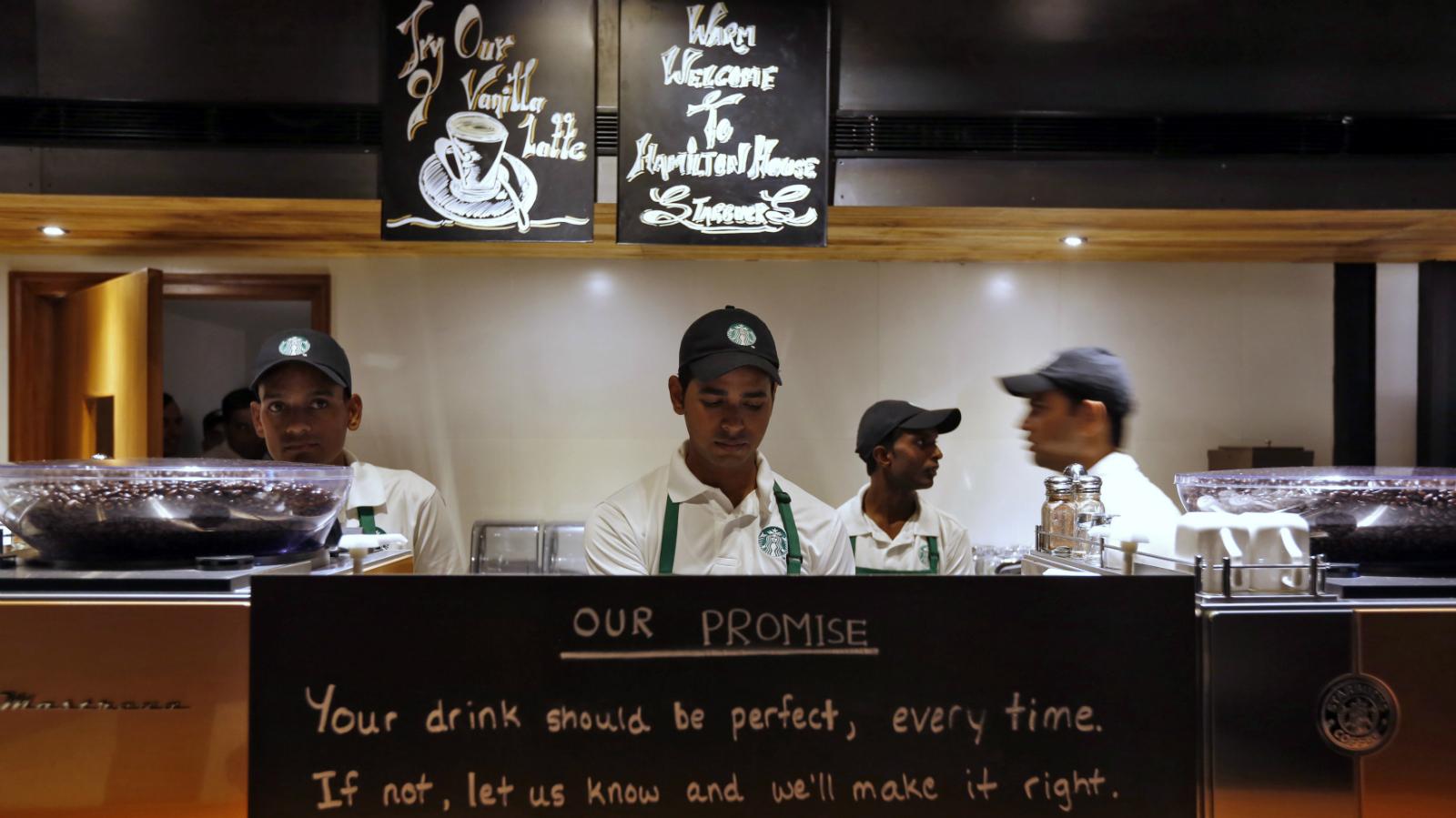 Starbucks-India