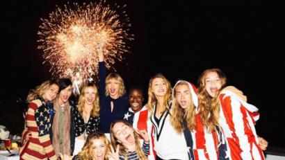Taylor Swift S Fourth Of July Instagram Feed Is Ruining Friendship