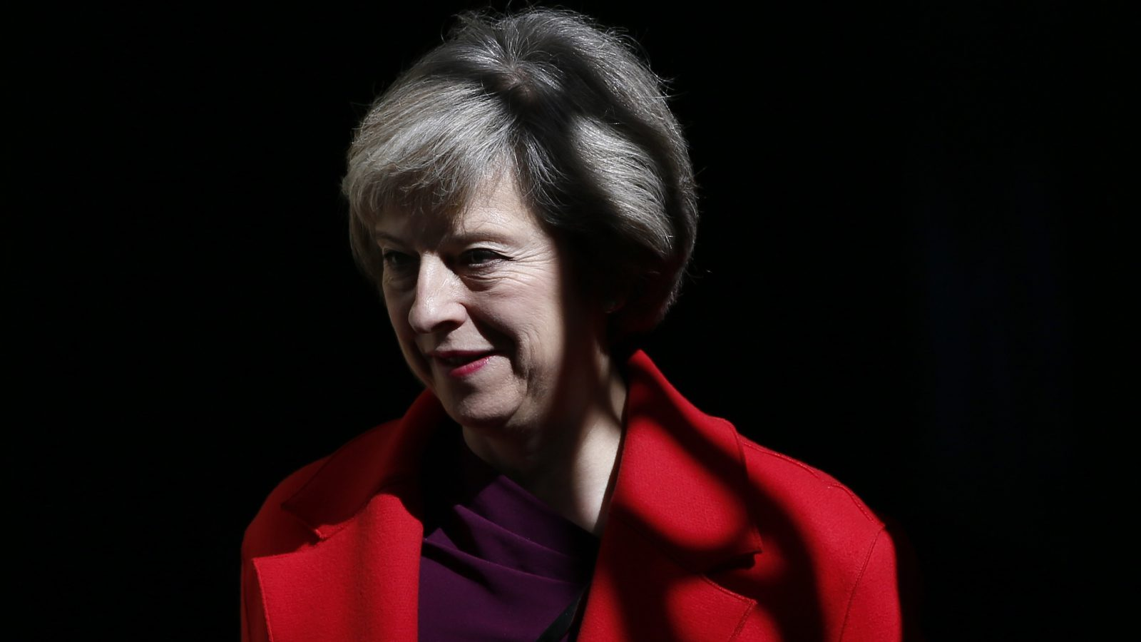 Britain's Home Secretary Theresa May  leaves 10 Downing Street in London, Britain April 12, 2016.  REUTERS/Stefan Wermuth  TPX IMAGES OF THE DAY - RTX29K94