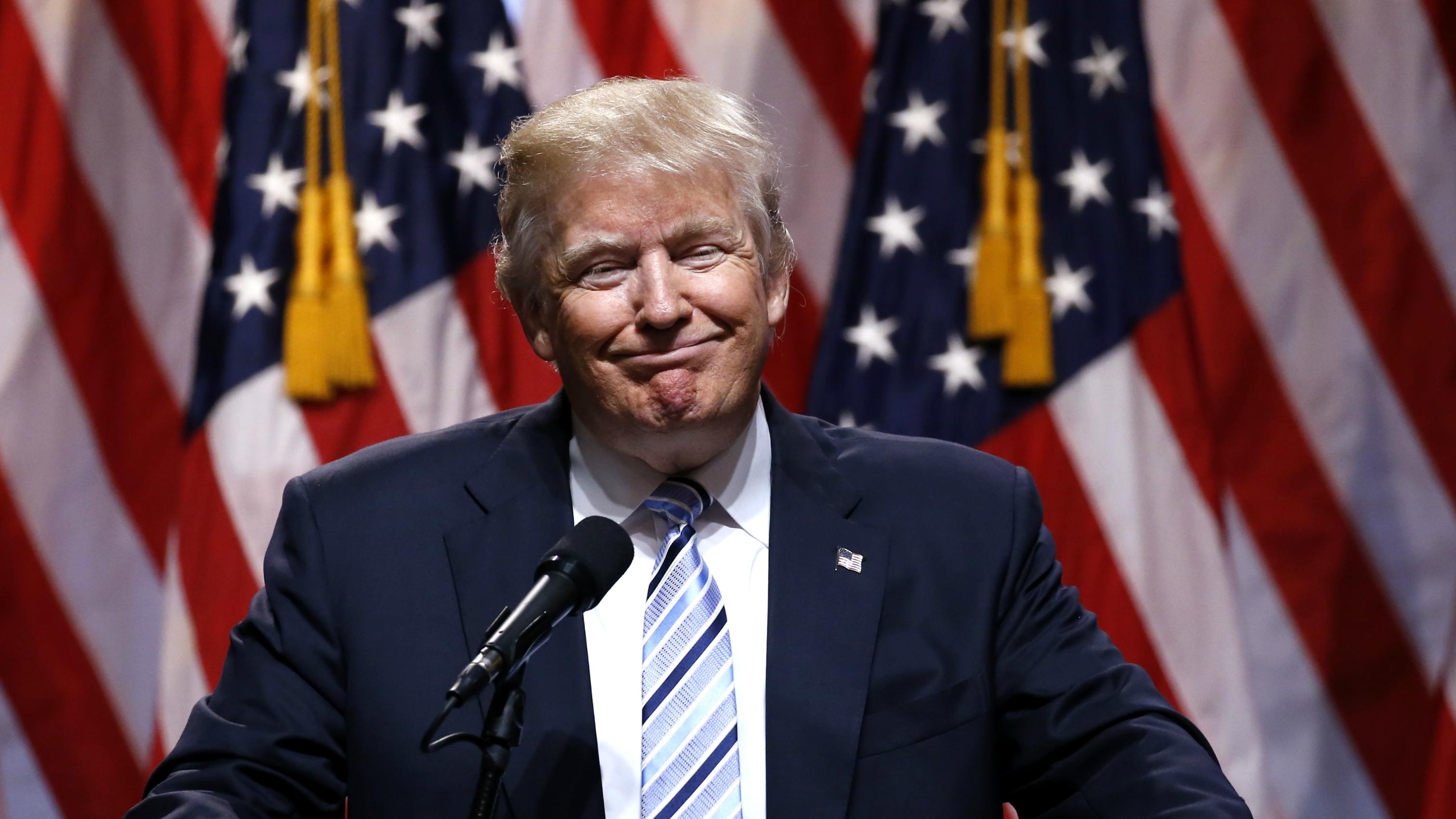 Trump Carlo Allegri