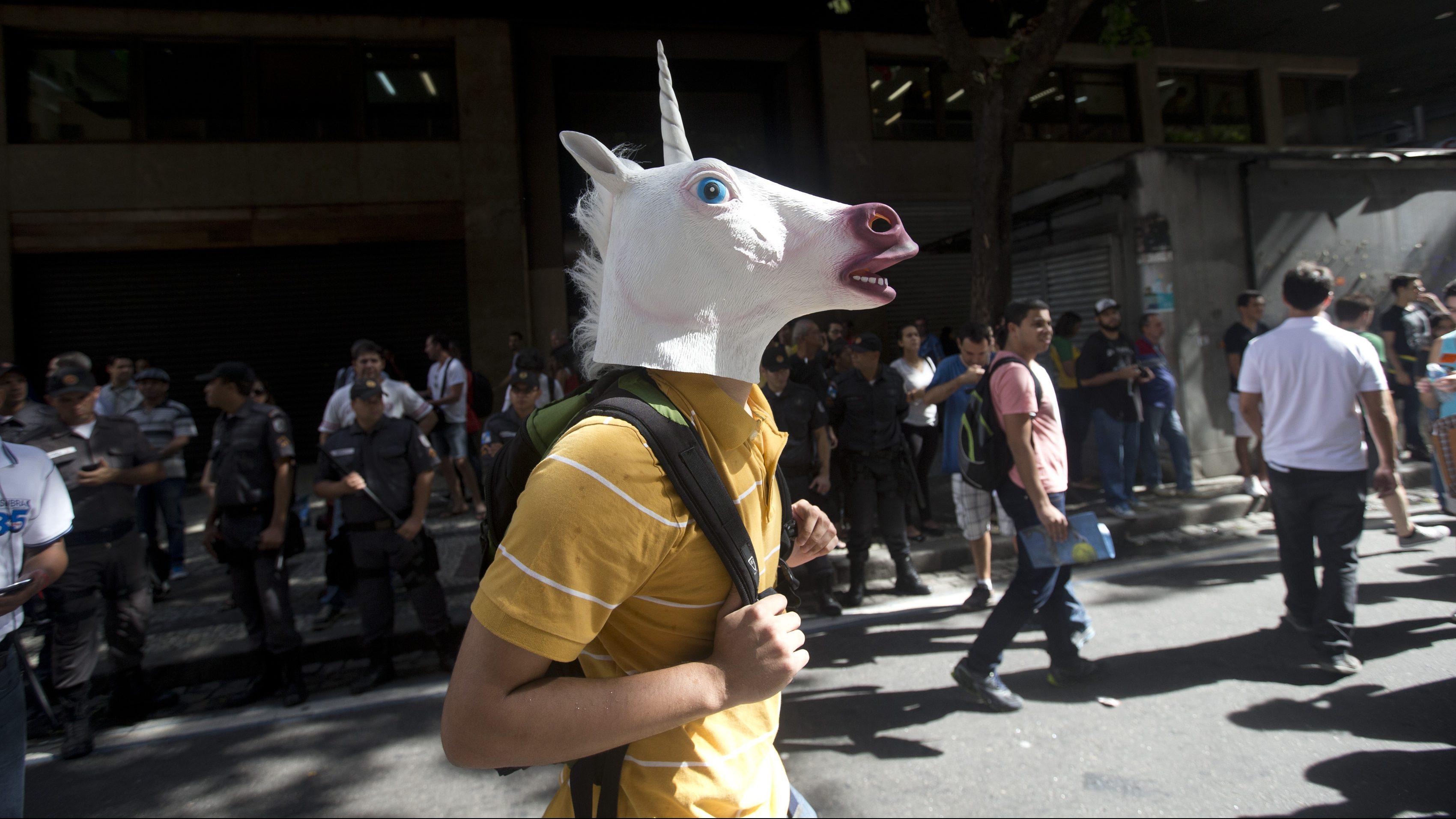 unicorn-distress