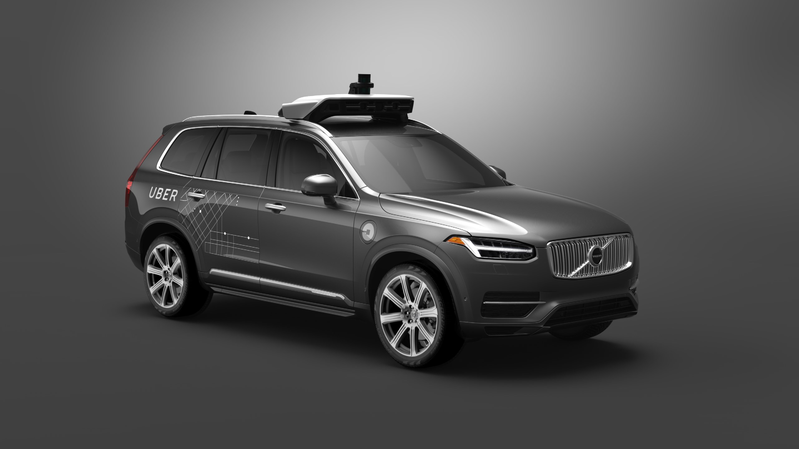 Self-driving Volvo XC90s will be available to Uber customers in Pittsburgh this month.