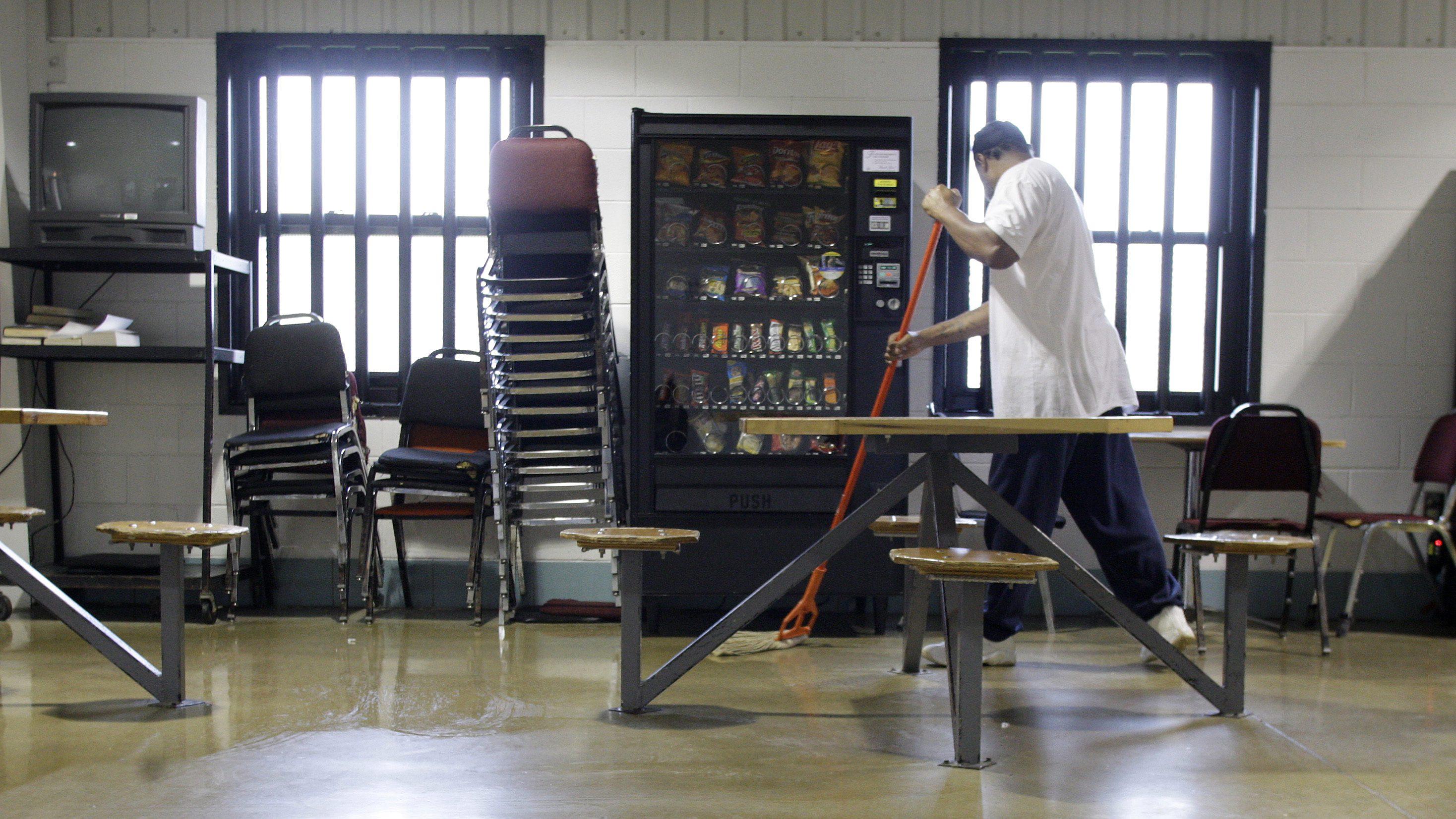 Private Prisons Ohio
