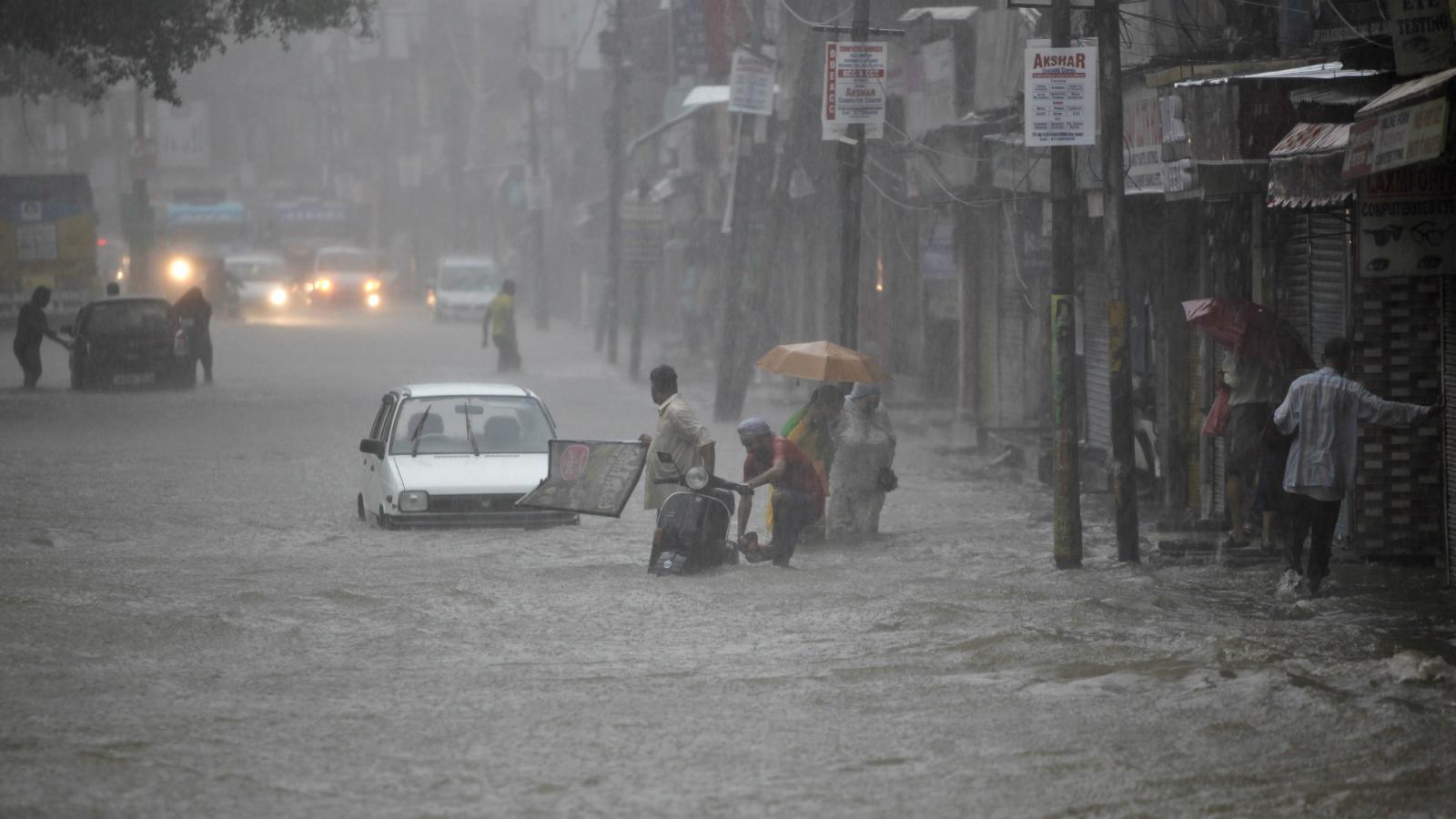 Floods-India-Gurgaon-Assam-Bengaluru