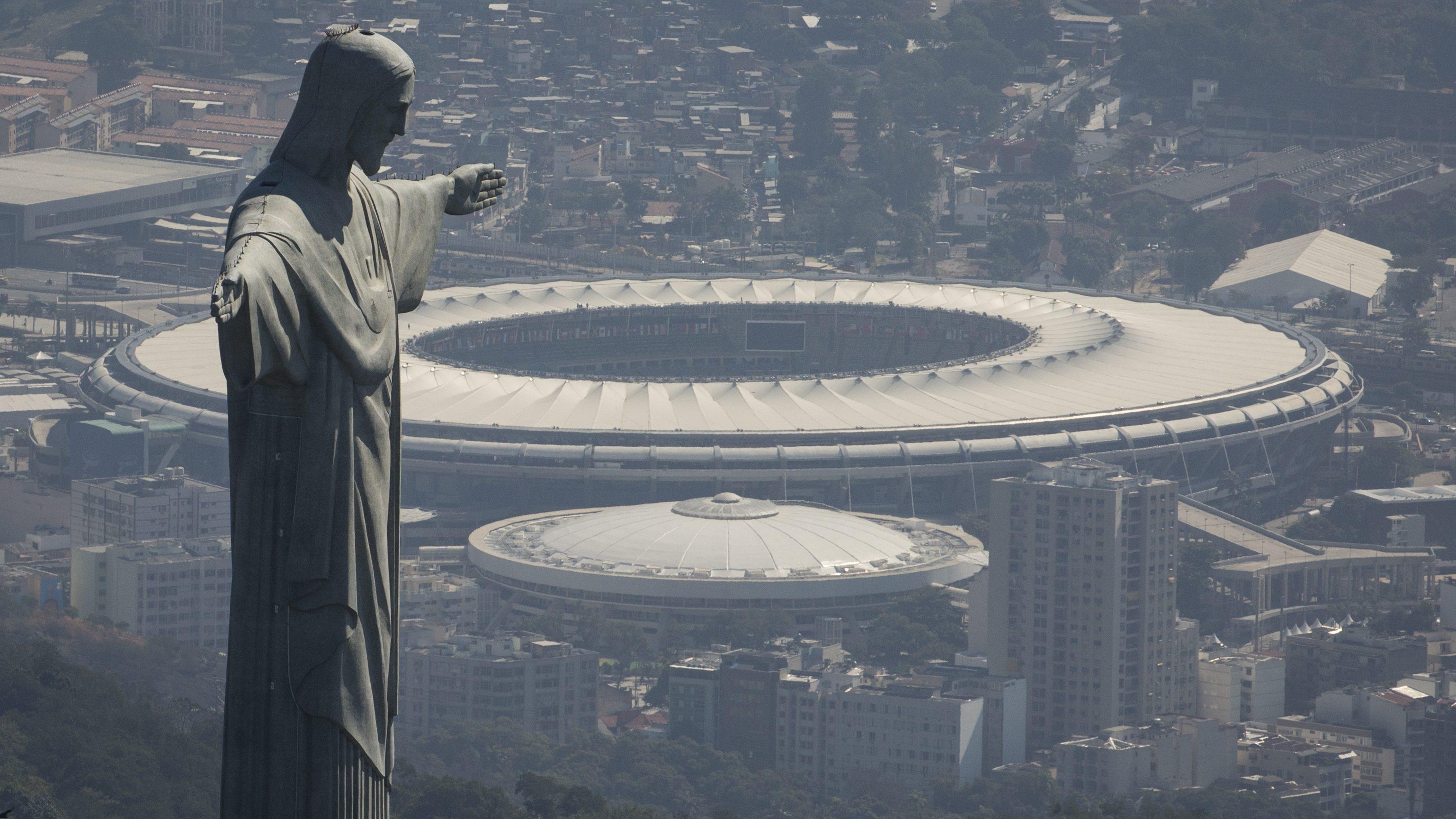 rio olympics christ the redeemer