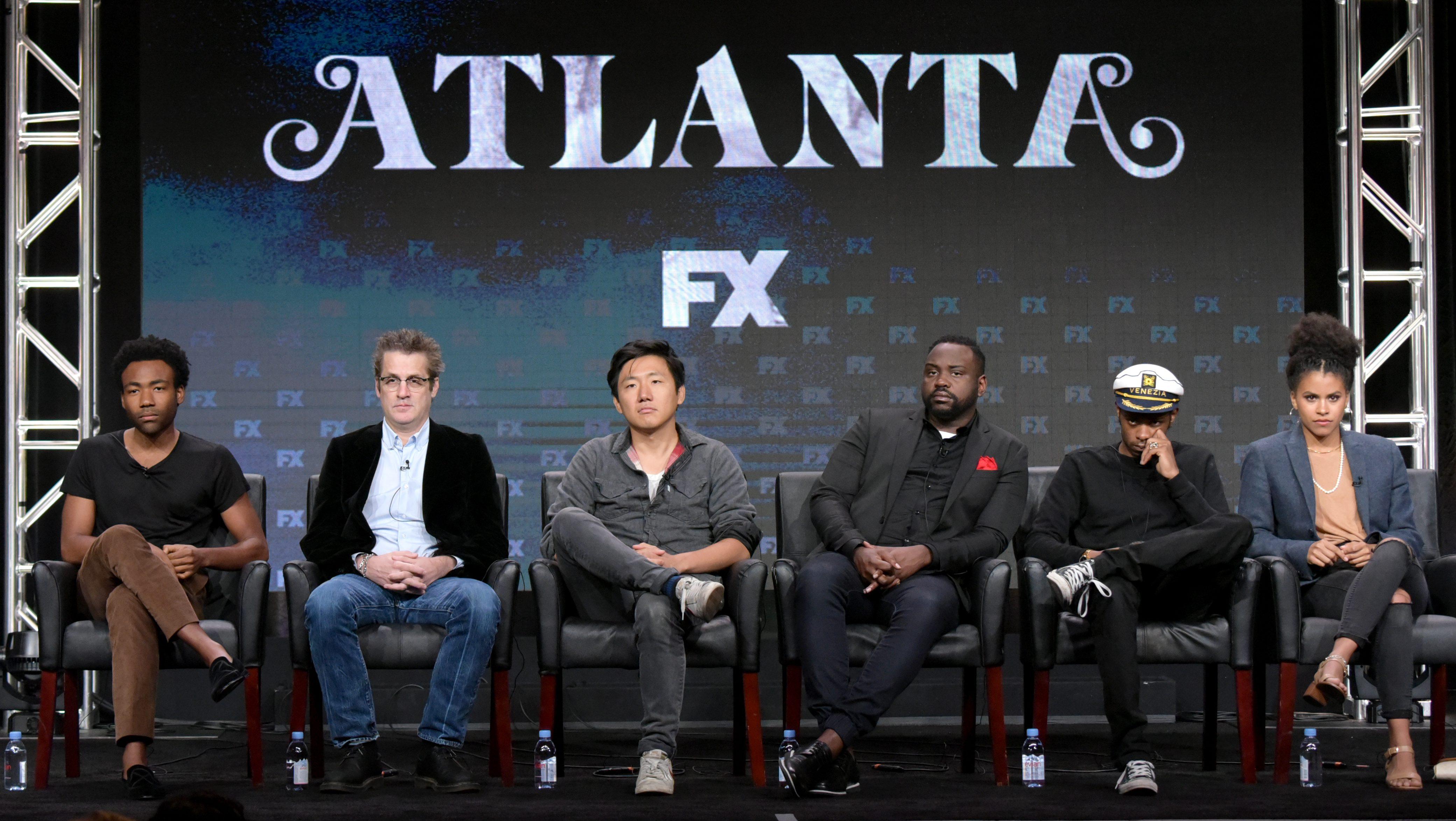 FX Atlanta cast