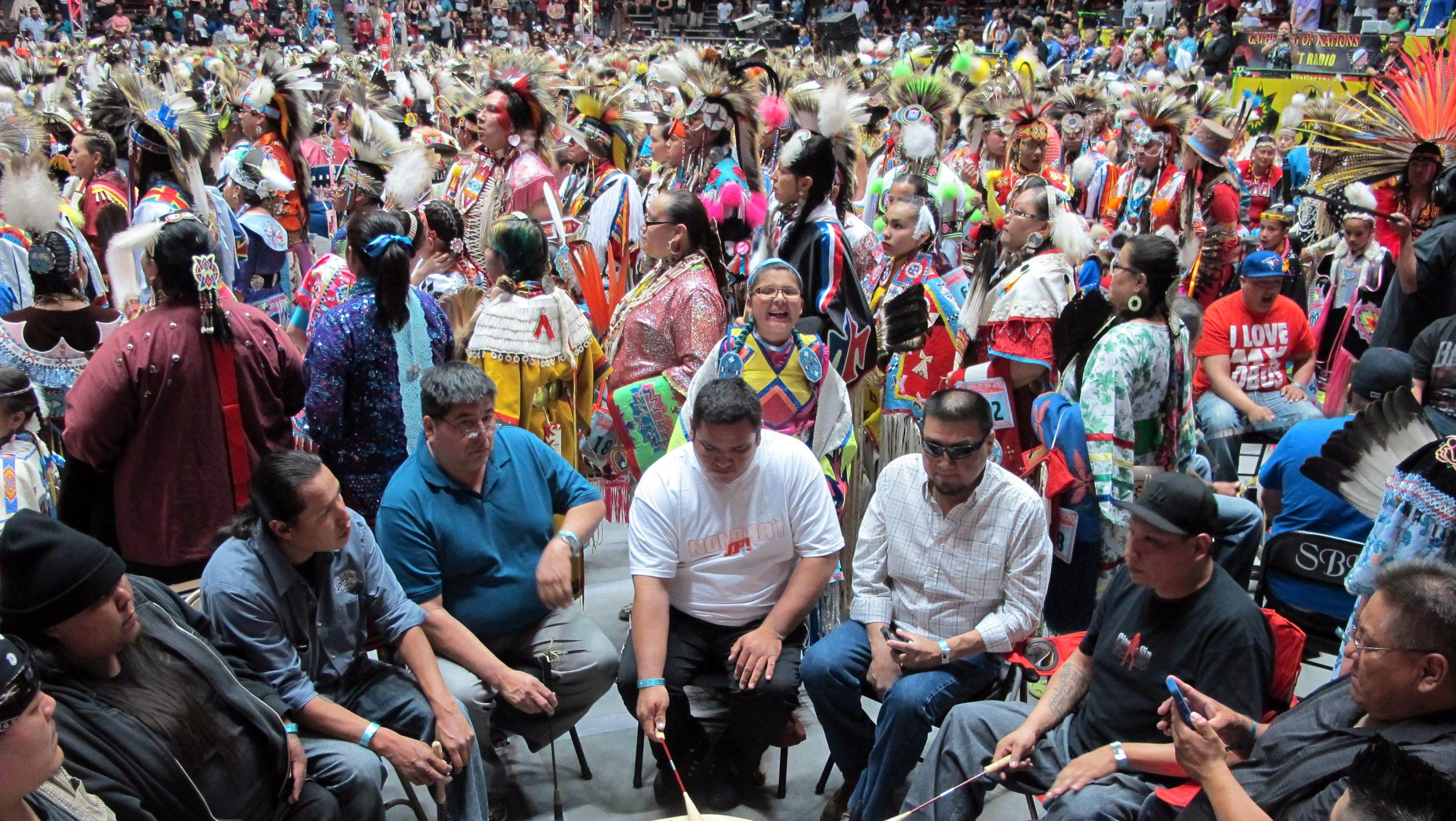 Census-Native Americans