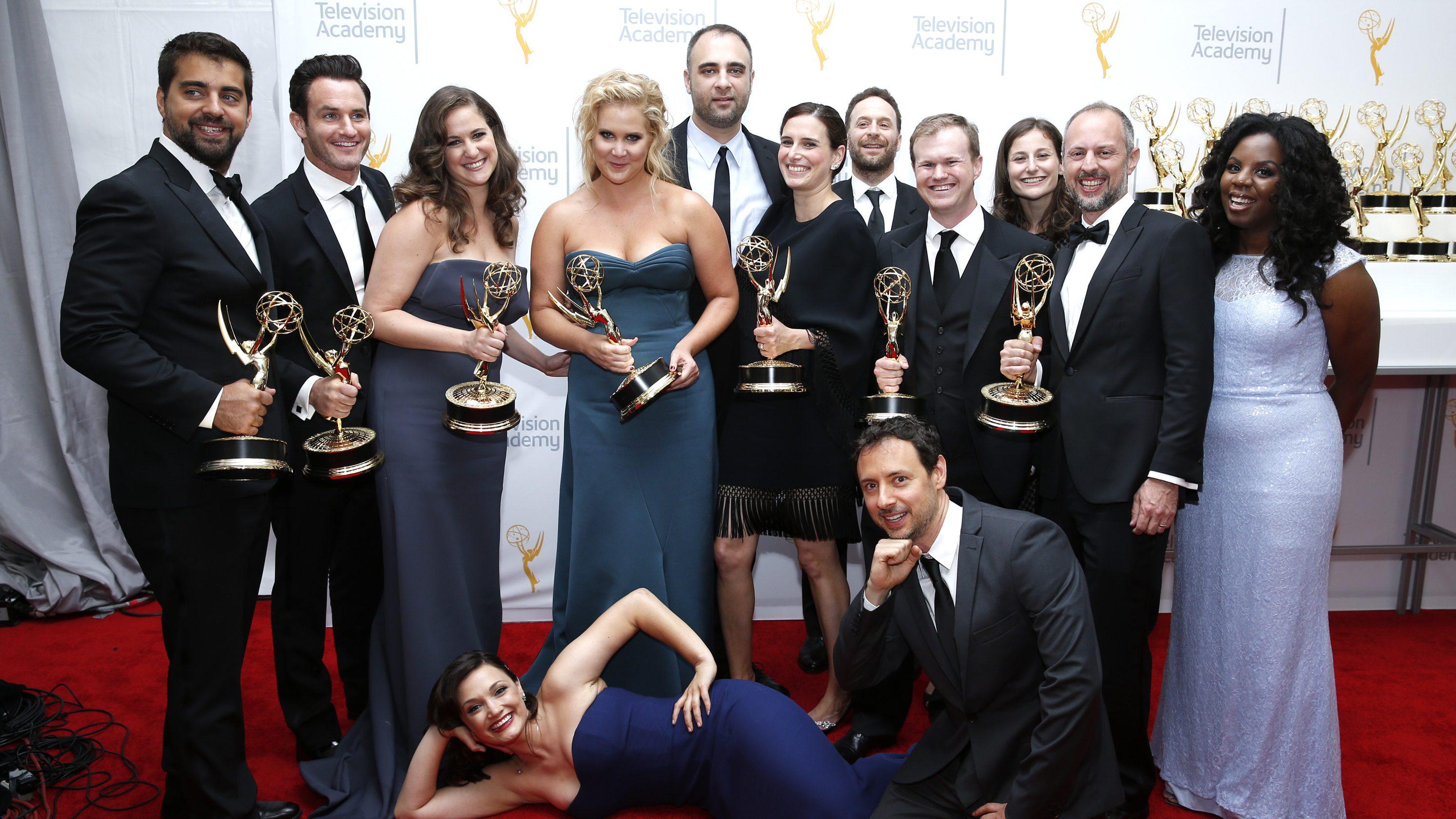 67th Primetime Emmy Awards - Amy Schumer Inside Amy Schumer cast crew