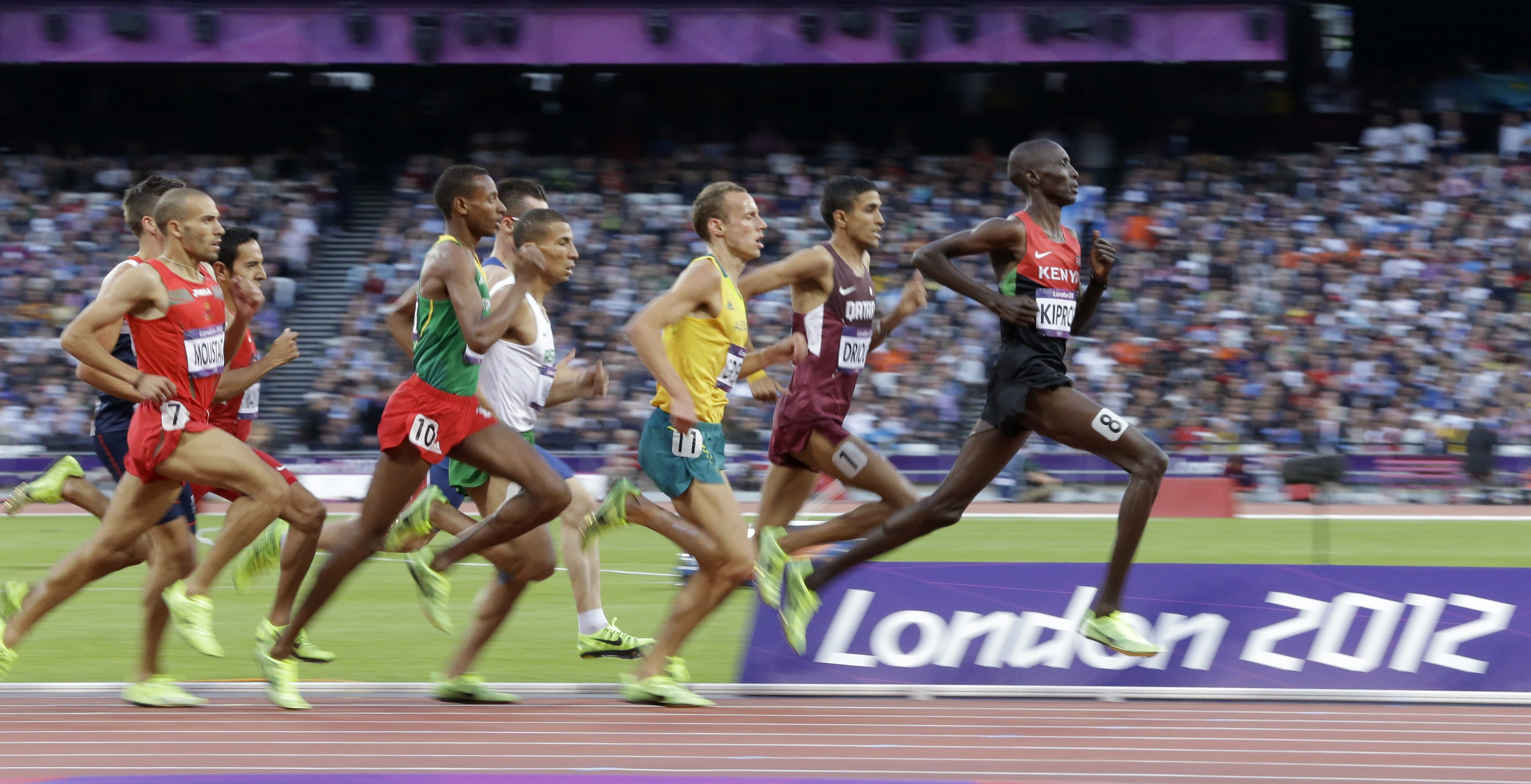 rio olympics 2016 why do the track athletes run the 1500 meters rh qz com Strategies for Running the 1600M 1600M Sign
